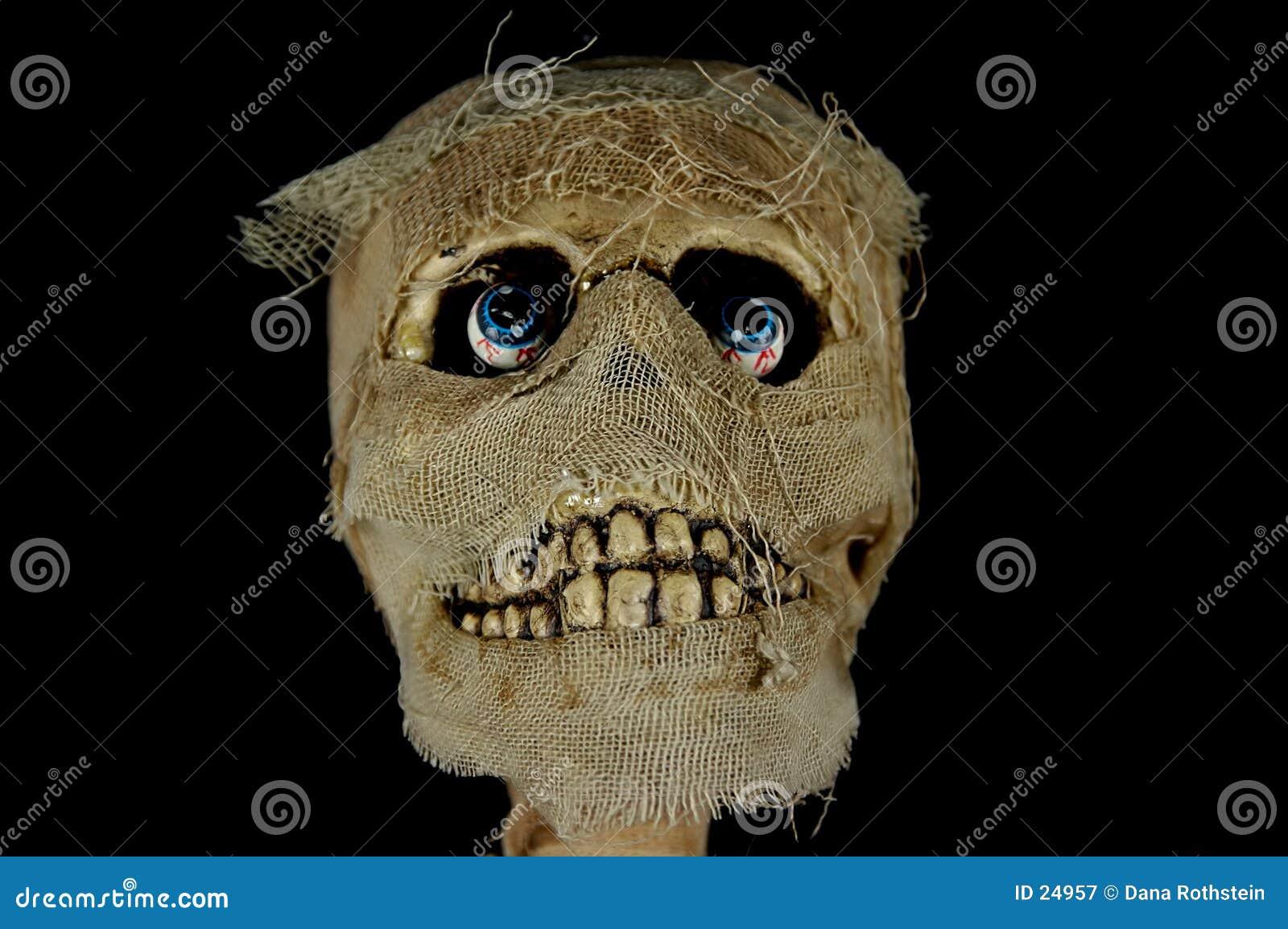 Testa della mummia