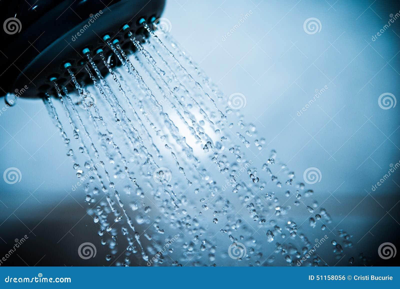 Testa di acquazzone