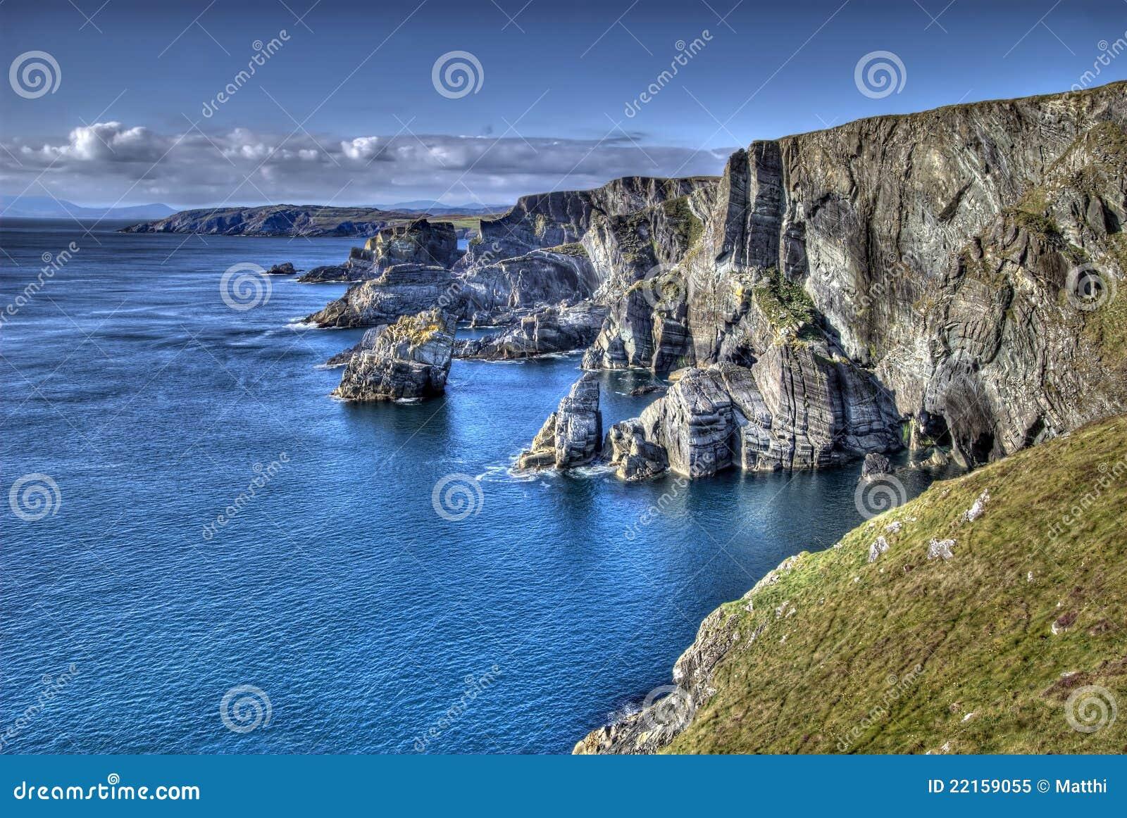 Testa di Mizen, Irlanda