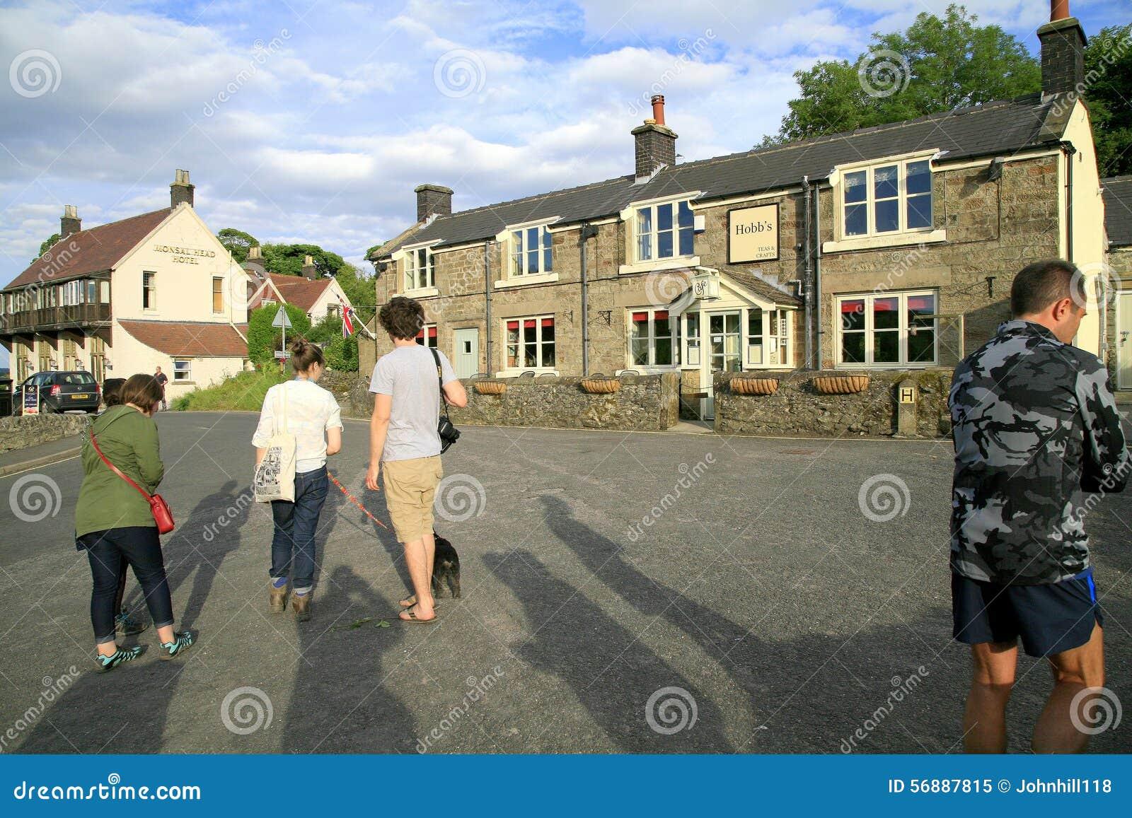 Testa di Monsal, Derbyshire