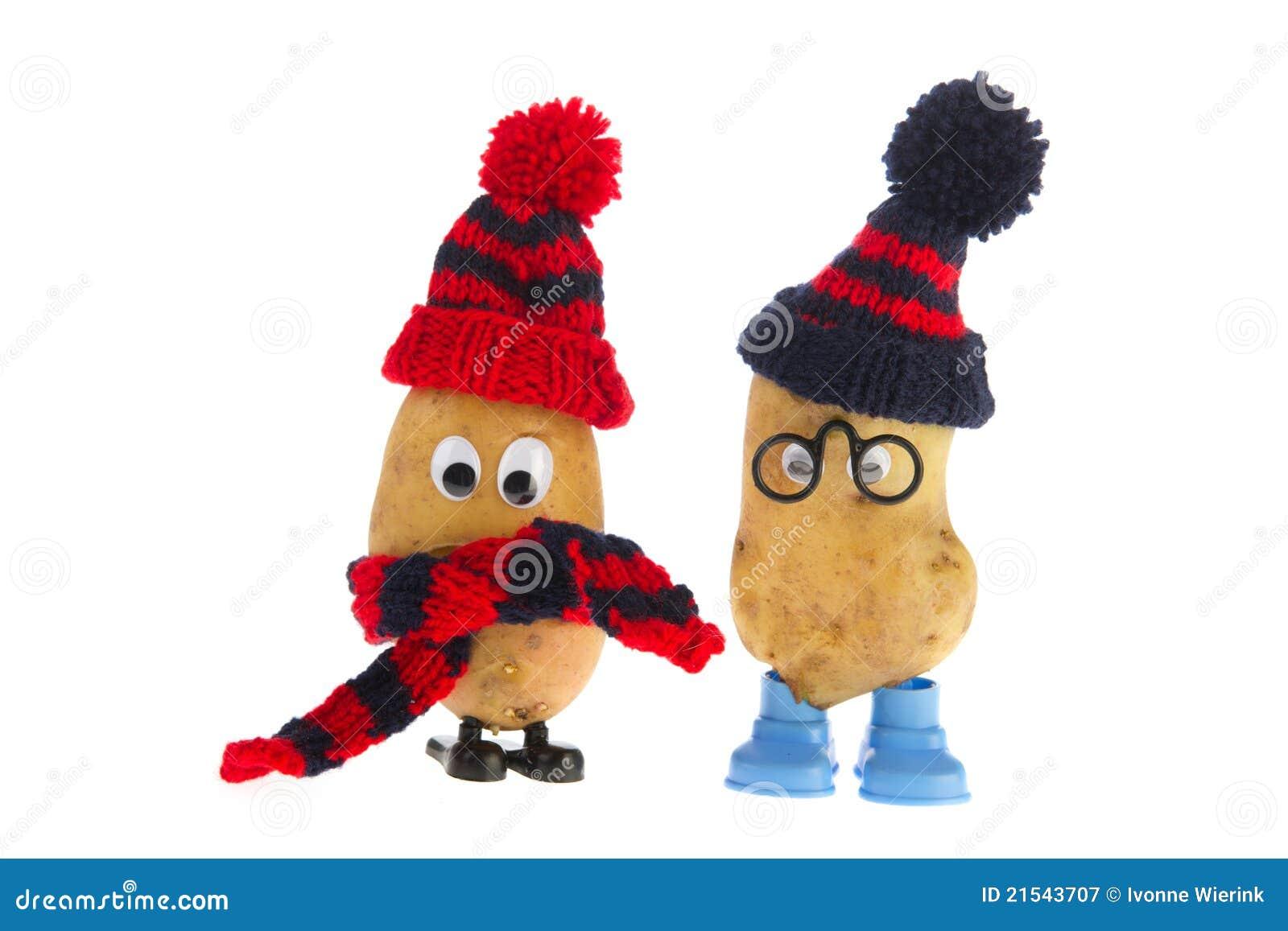 Teste della patata