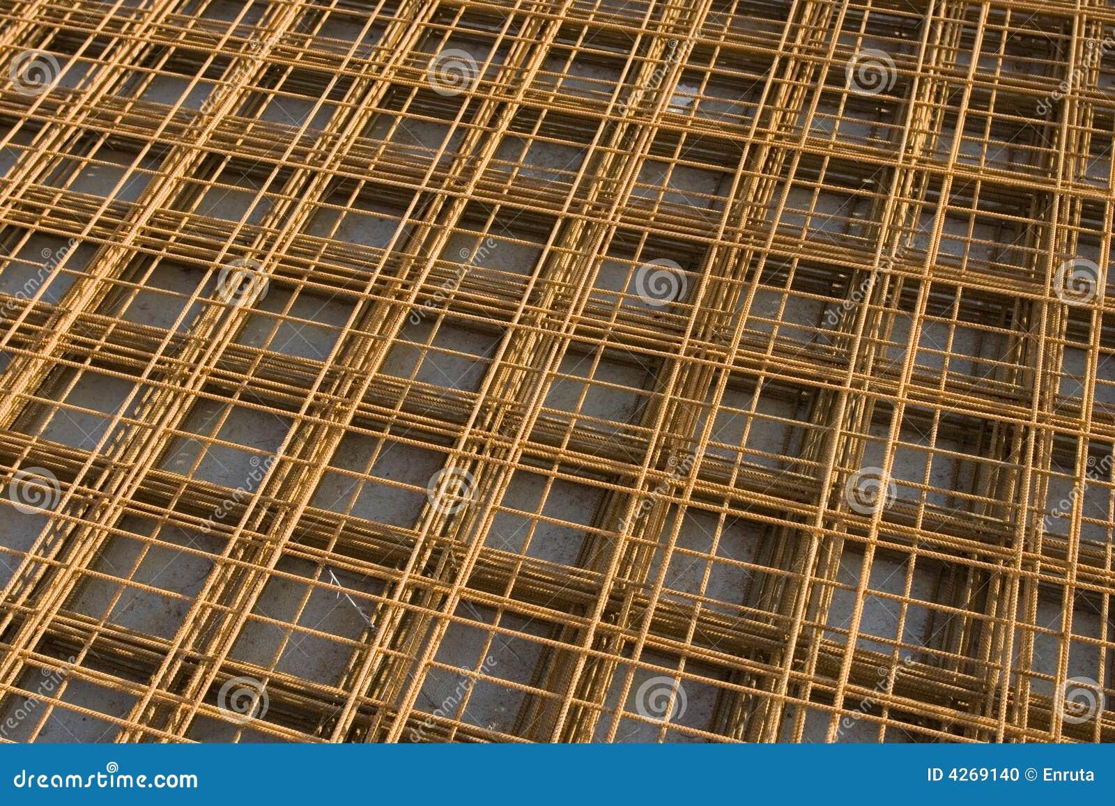 Teste padrão da construção