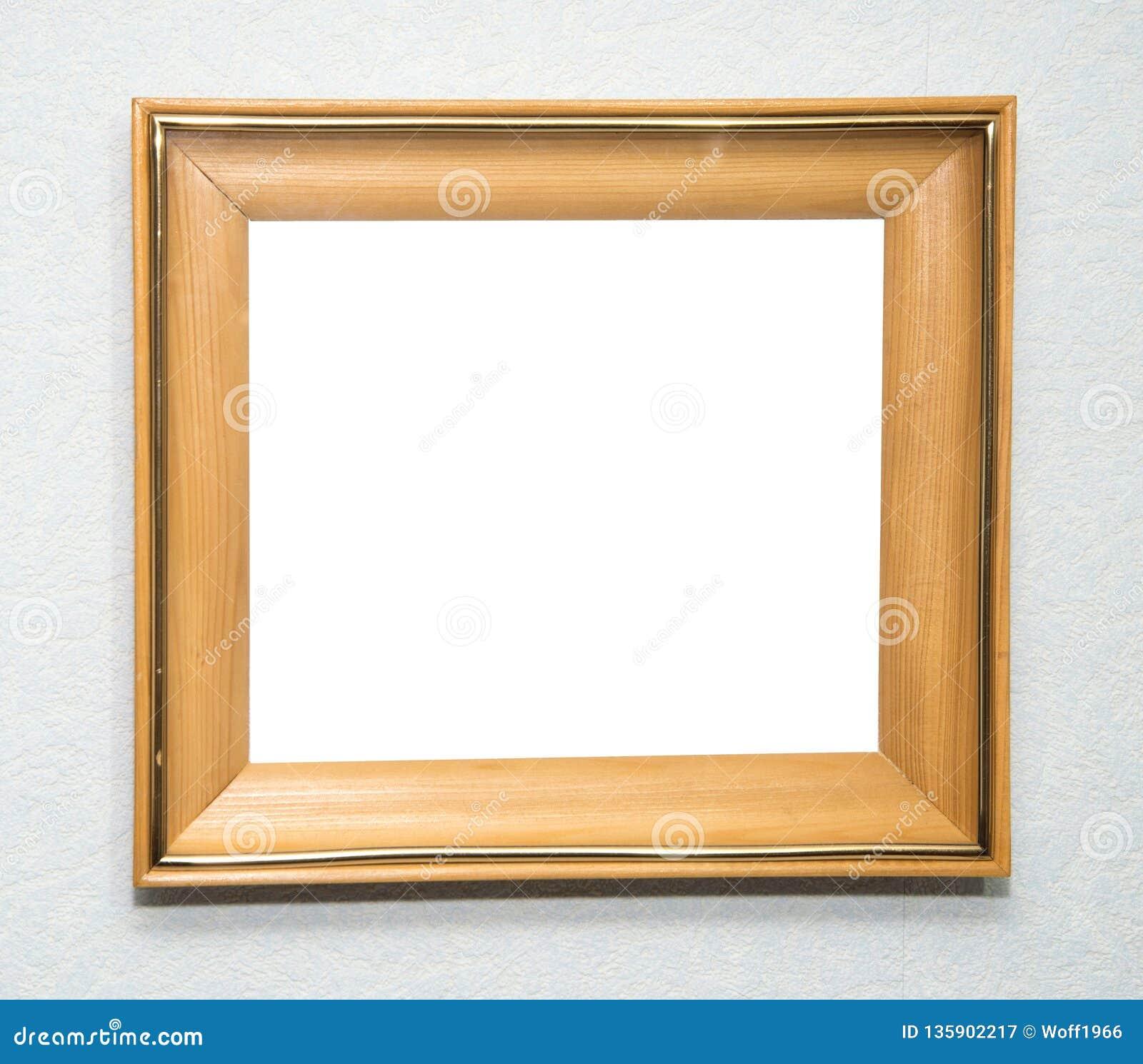 Teste padrão de madeira do quadro, foto