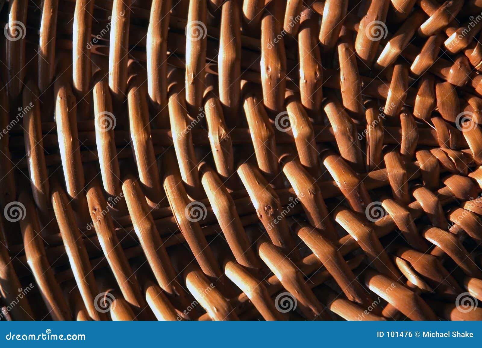 Teste padrão de Weave de cesta
