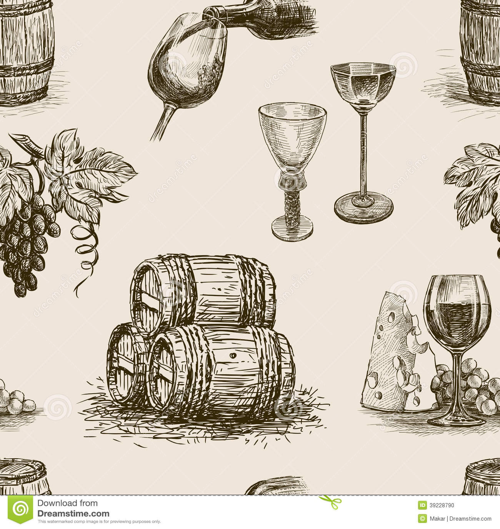 Teste padrão do winemaking