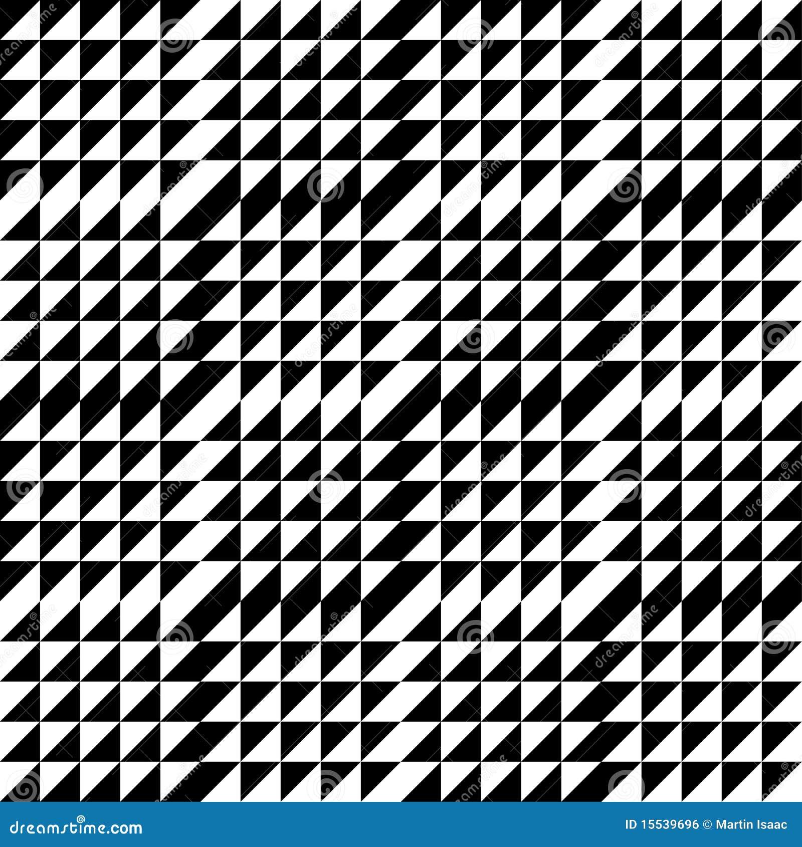 Teste padrão geométrico da textura
