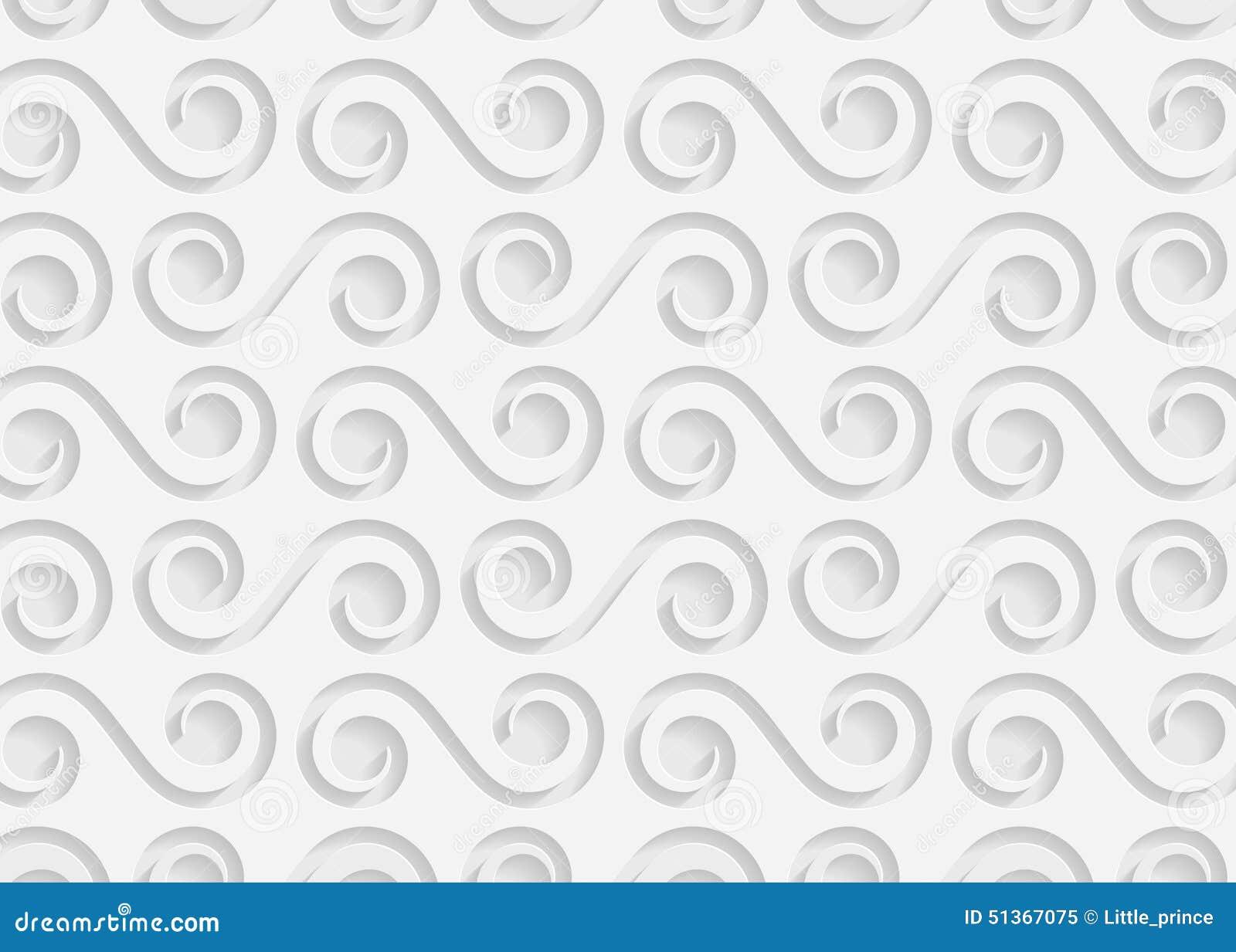 Teste padrão geométrico do Livro Branco, molde abstrato do fundo para o Web site, bandeira, cartão, convite