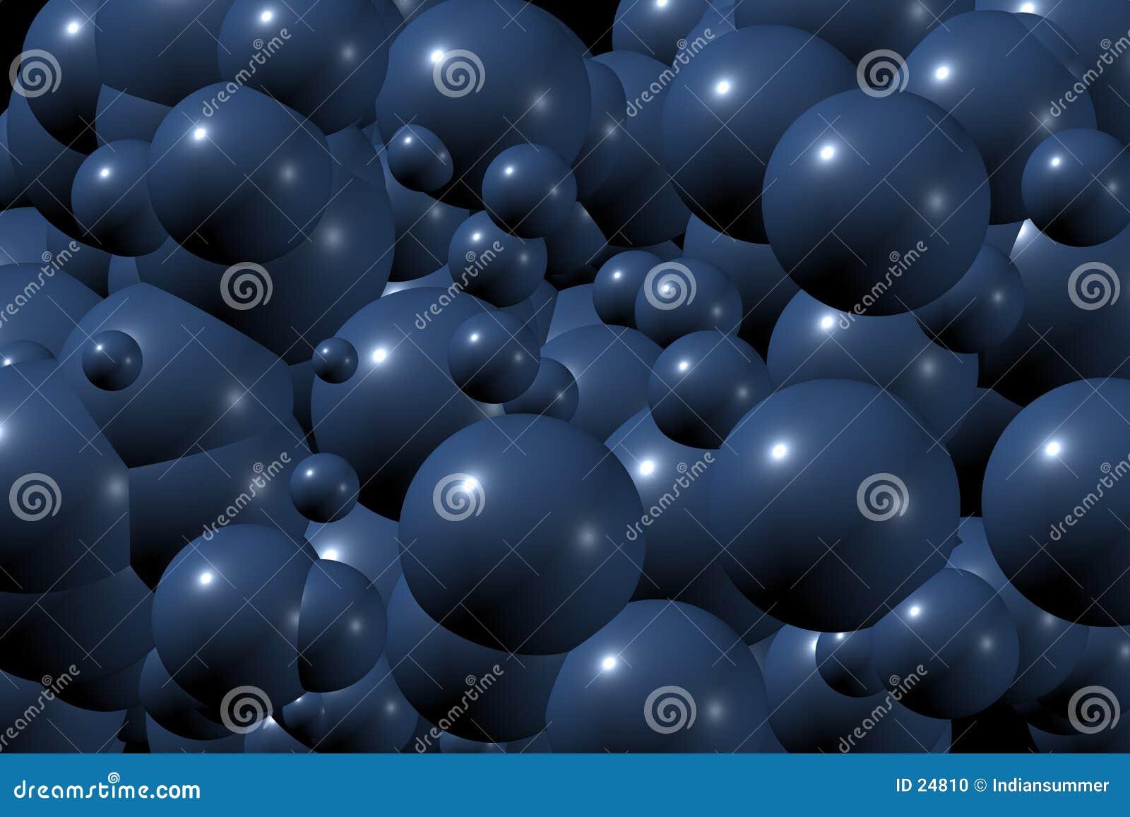 Teste padrão II das esferas