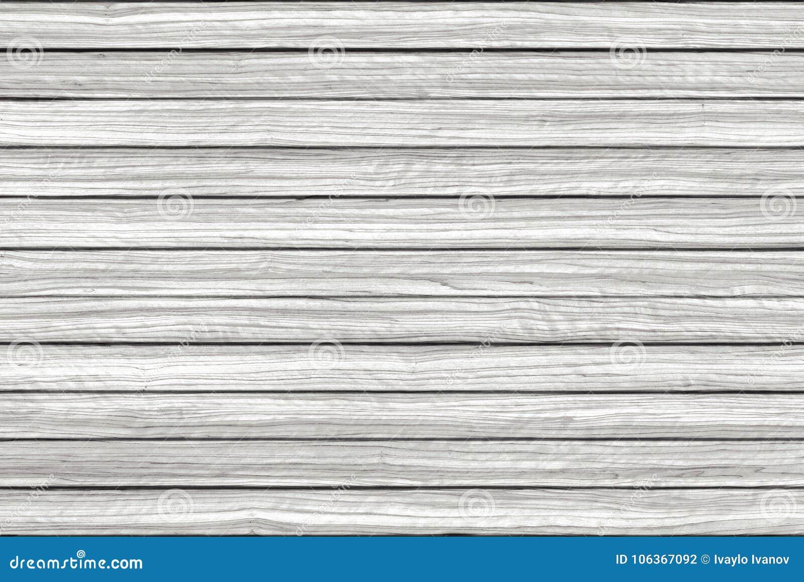 Teste padrão lavado branco da madeira da parede do minério do assoalho Fundo de madeira da textura