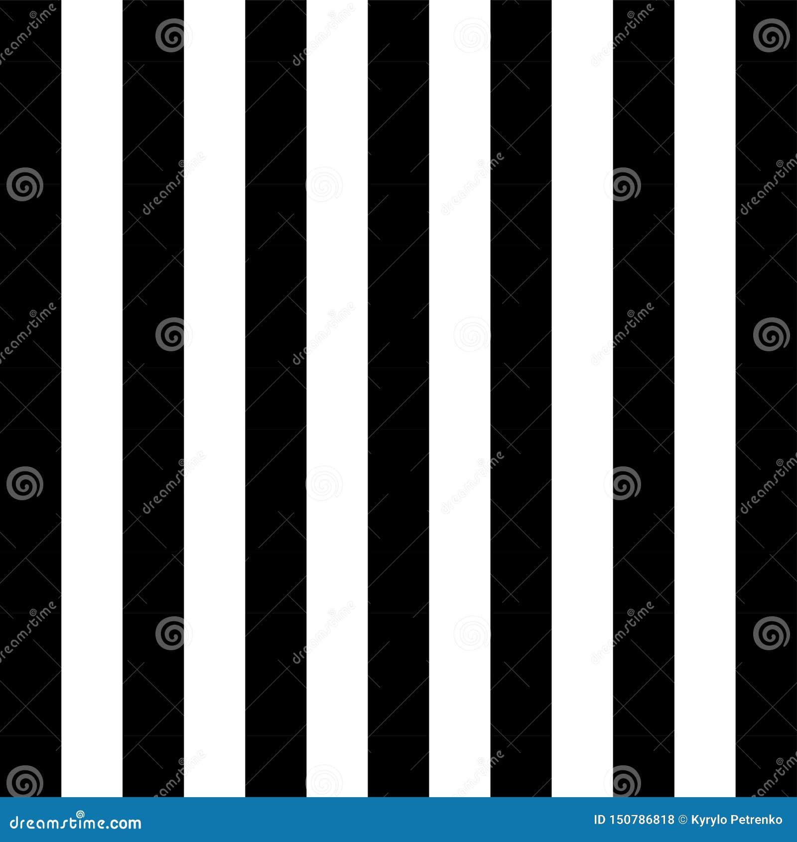 Teste padrão preto e branco para o fundo clássico