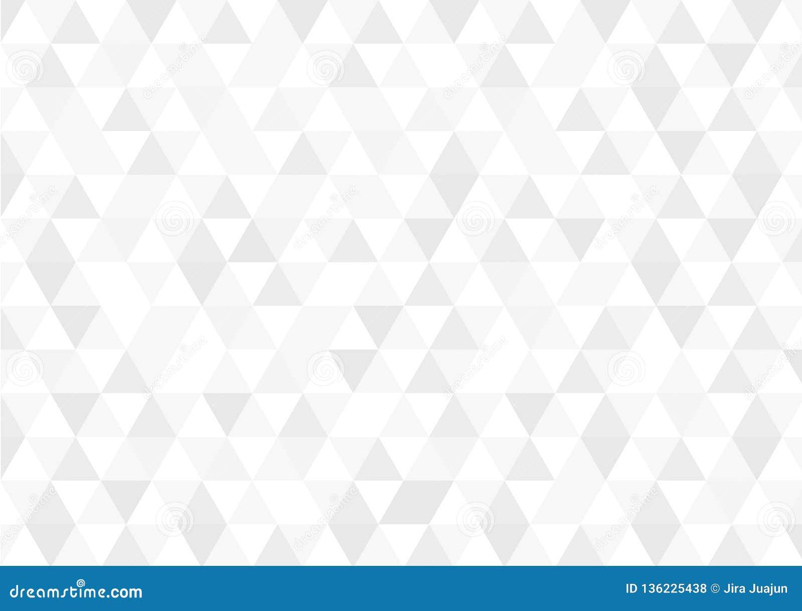 Teste padrão retro abstrato de formas geométricas Contexto colorido do mosaico do inclinação Fundo triangular do moderno geométri