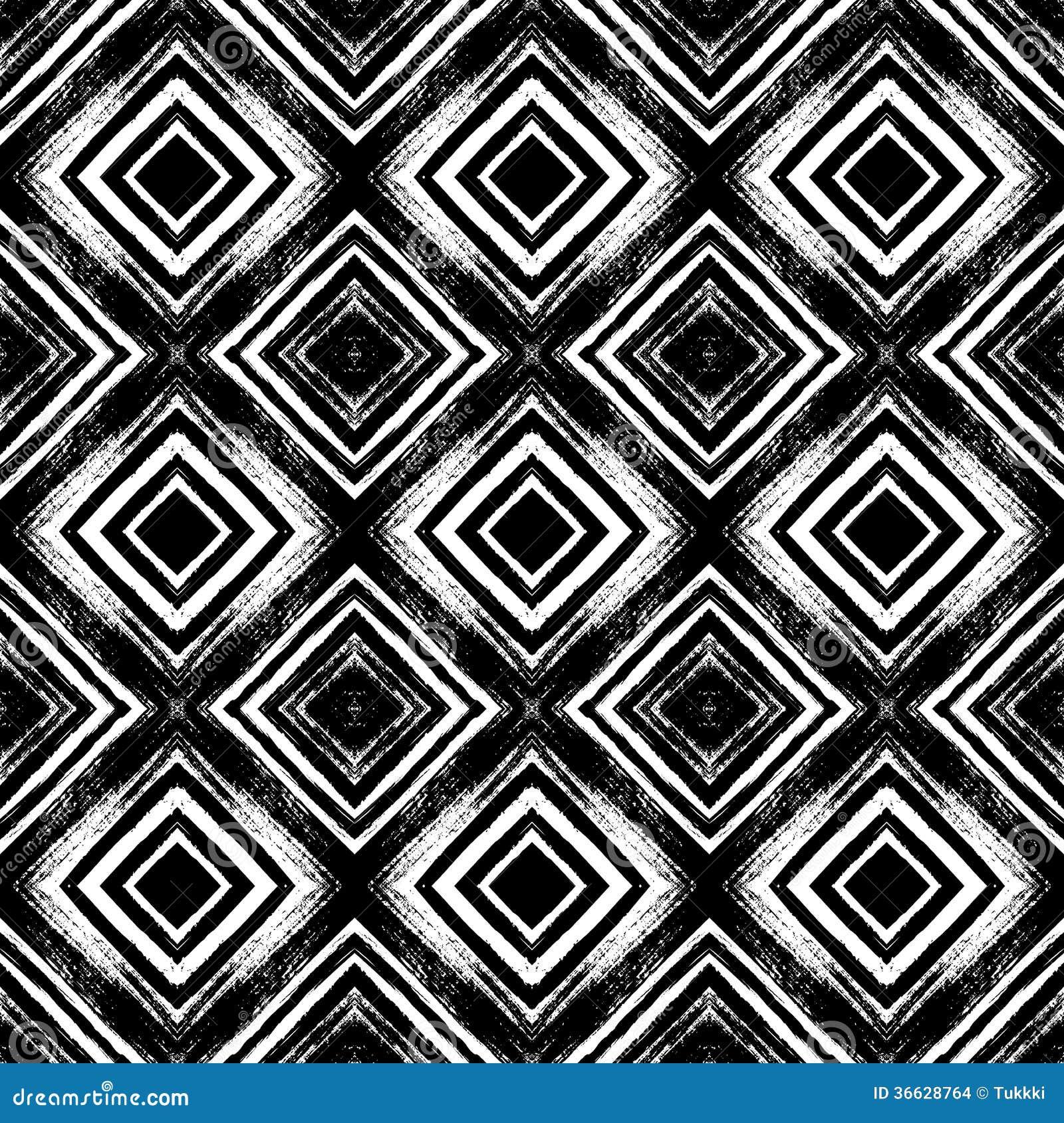 Teste padrão sem emenda do vintage com linhas escovadas