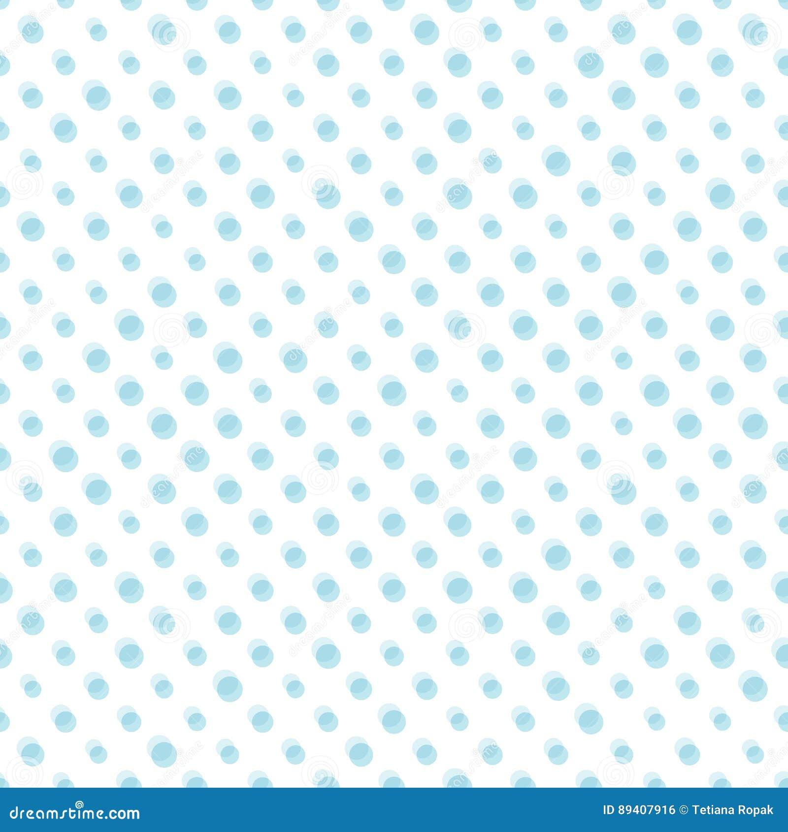 Teste padrão sem emenda pontilhado Ilustração do vetor Projeto geométrico Textura abstrata à moda moderna Molde para a cópia, mat