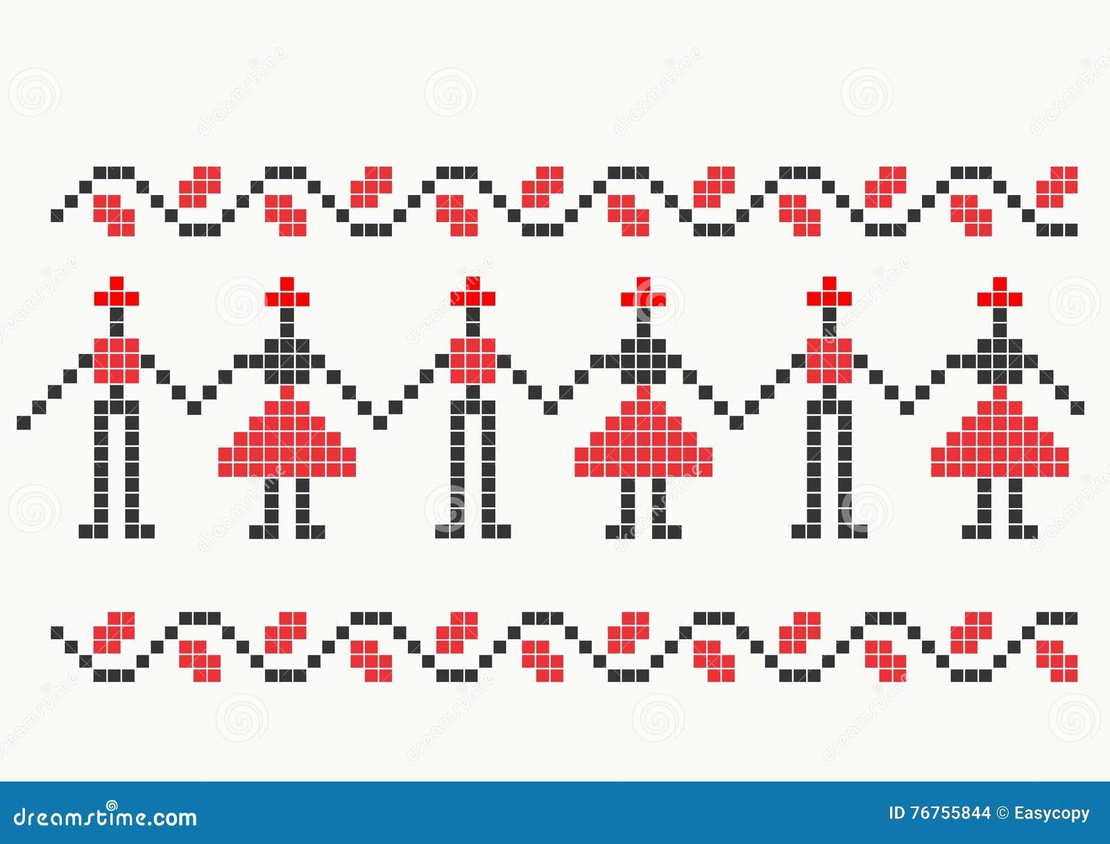 Teste padrão tradicional romeno
