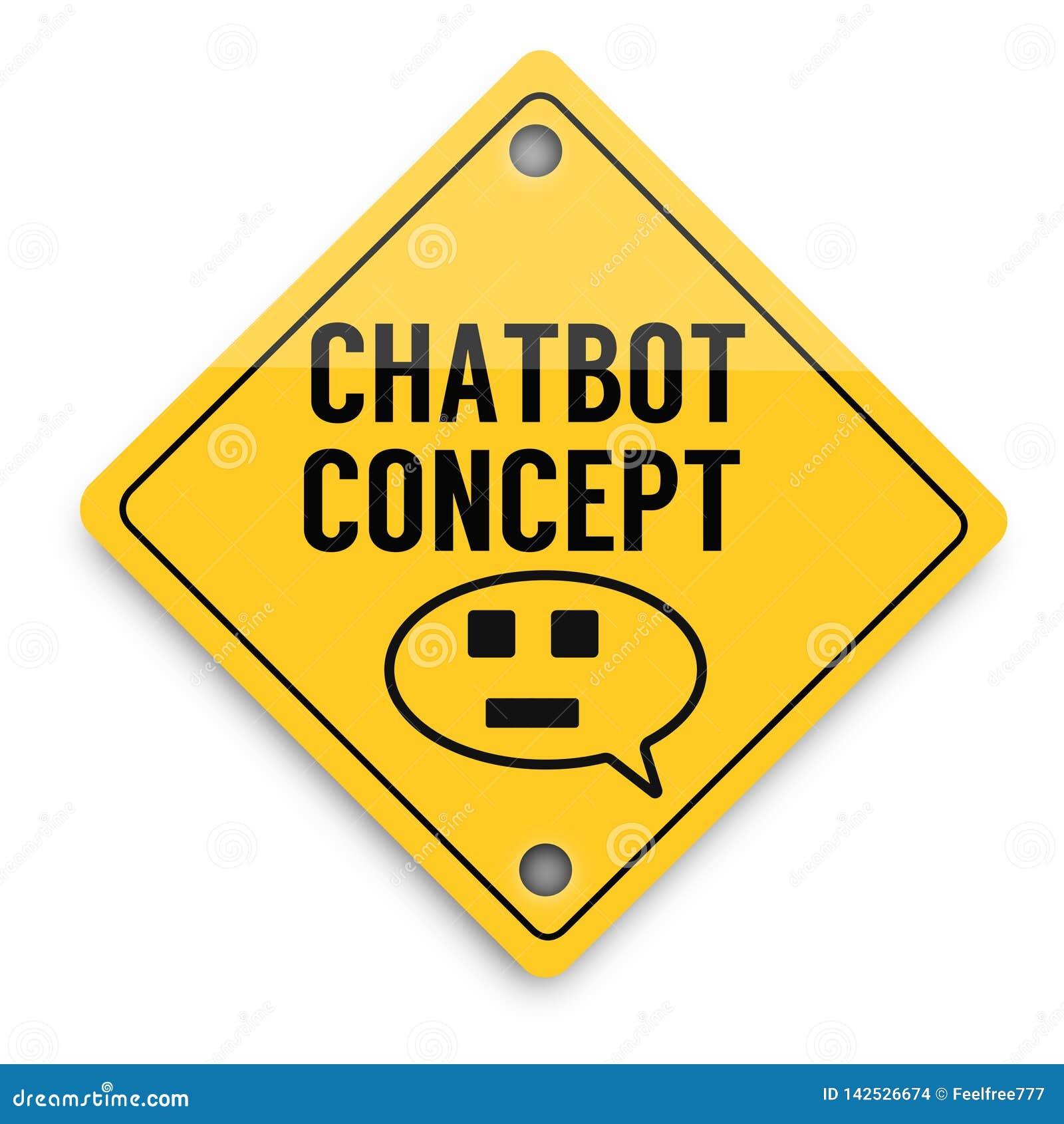 Teste padr?o dos elementos do fundo de Chatbot adiante, cartaz abstrato do neg?cio da qualidade super