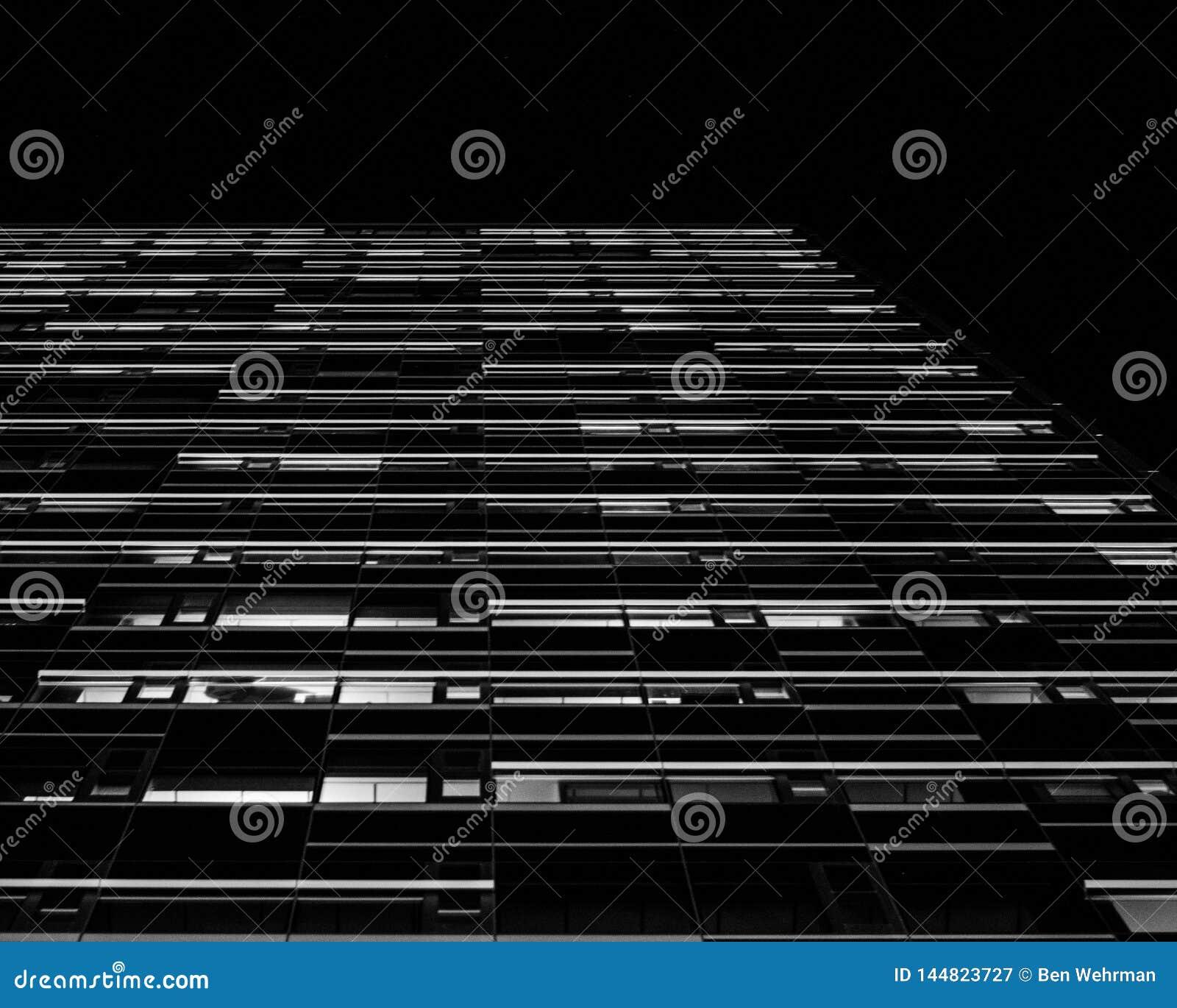 Testes padrões exteriores arquitetónicos