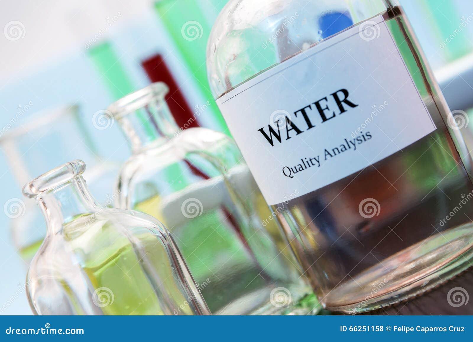 Testes para a pesquisa da água
