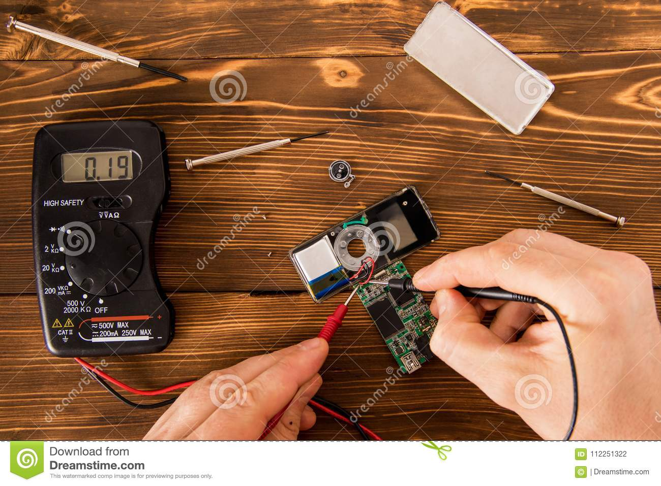Testing And Repair The Chip For Service By Means Of A Tester ... on tube dimensions, tube assembly, tube fuses, tube terminals,