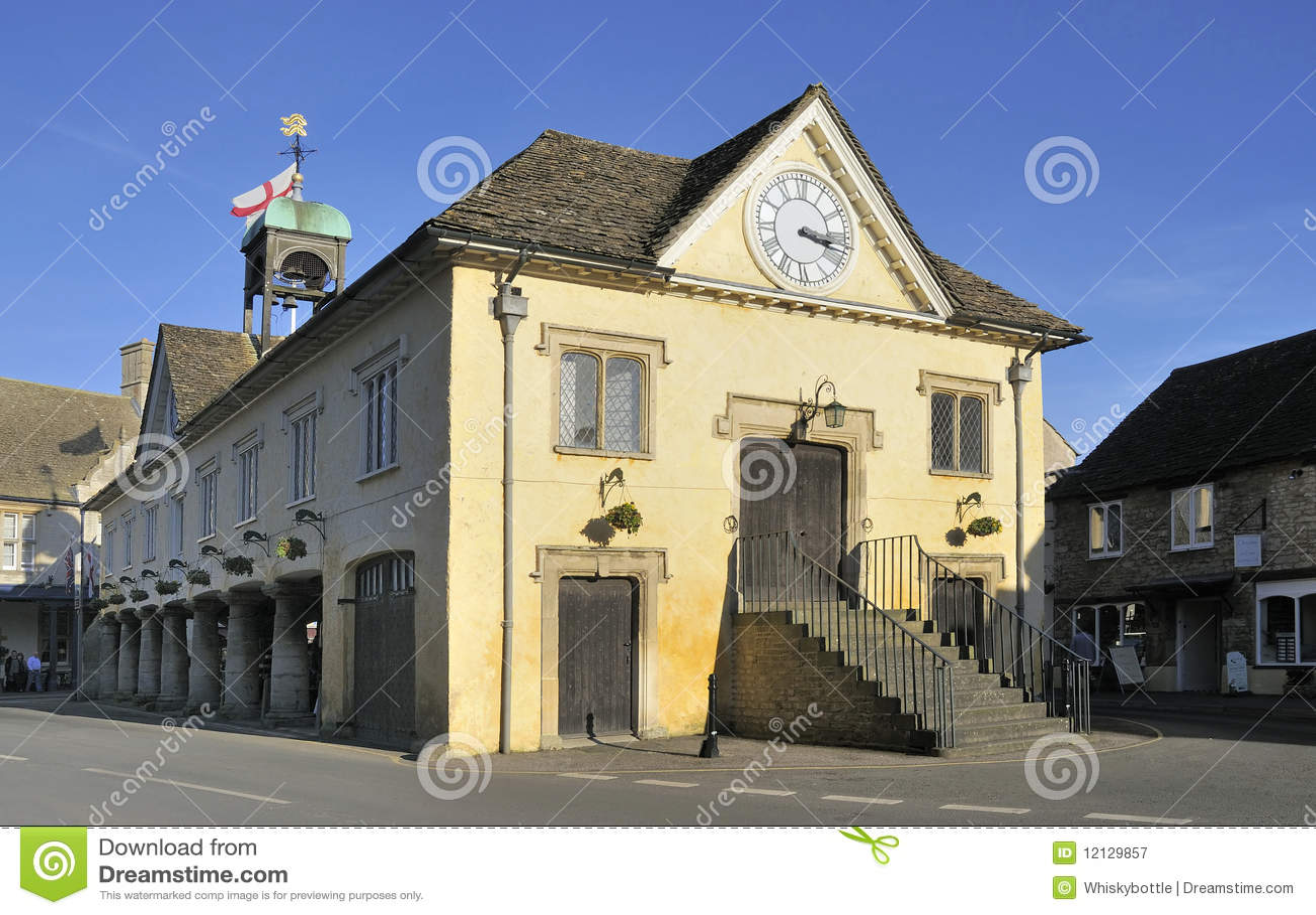 Tetbury Rathaus