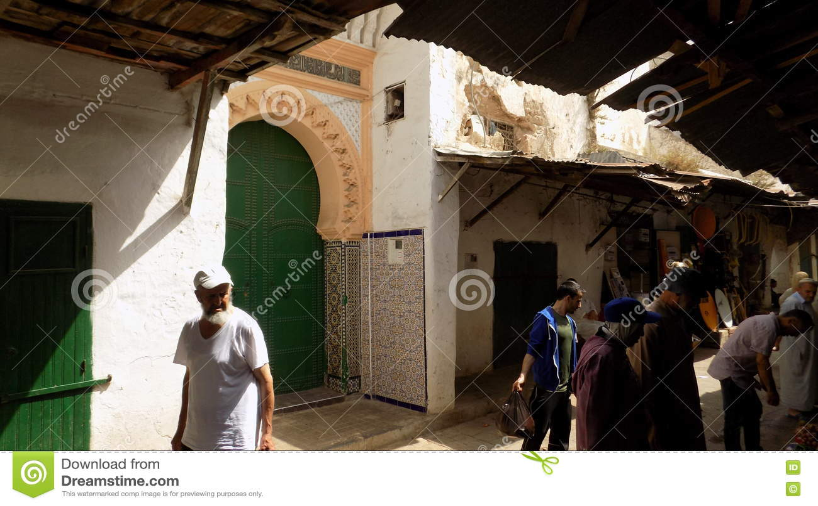 Tetouan-Marrocos