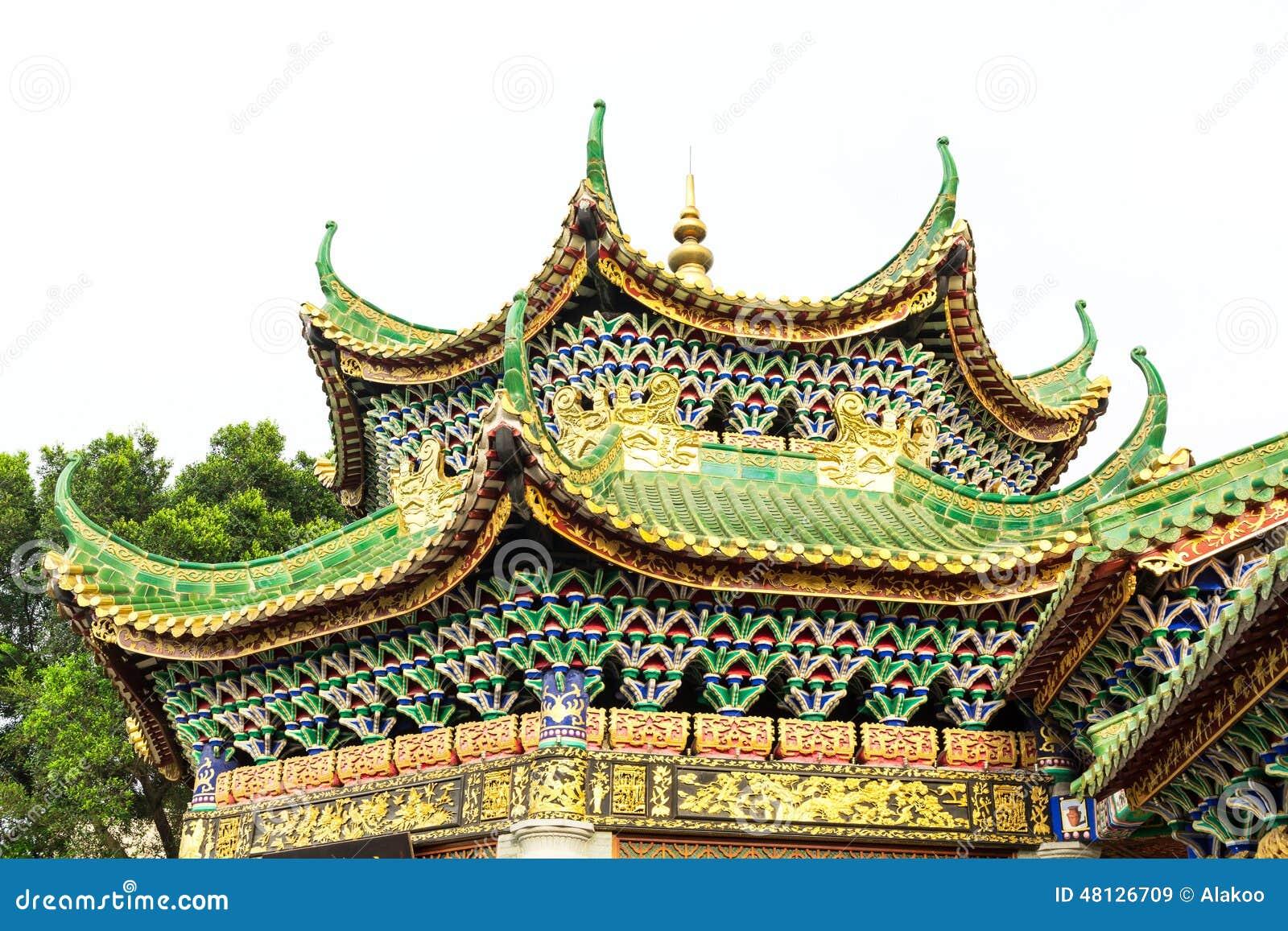 Tetto della casa antica tetto classico verso est asiatico for Planimetrie della casa antica