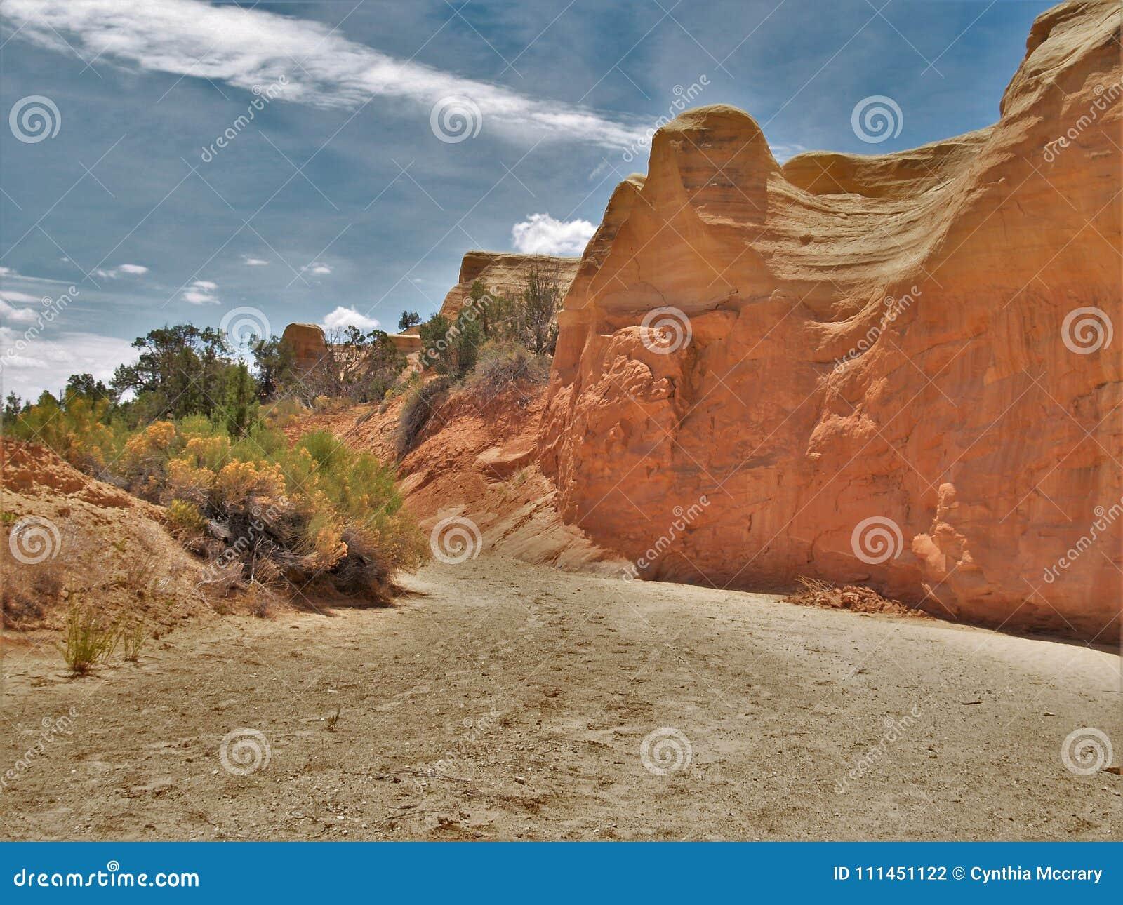 Teufel ` s Garten-Sandsteinformationen
