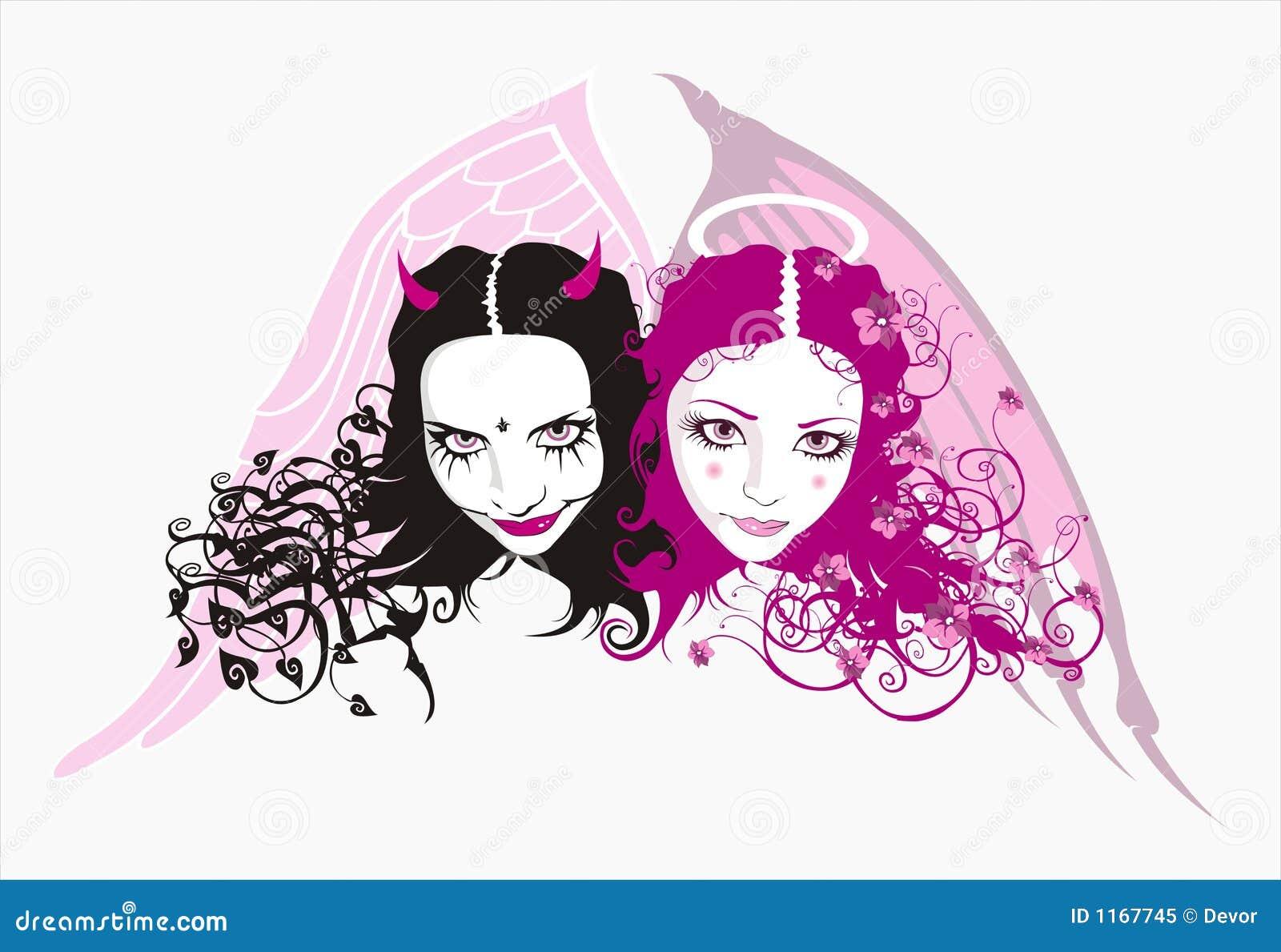 Engel und teufel sex
