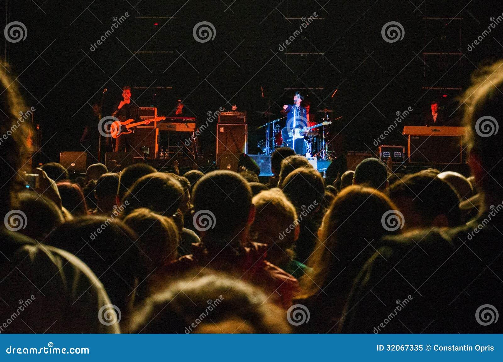 Texas band performing at festival