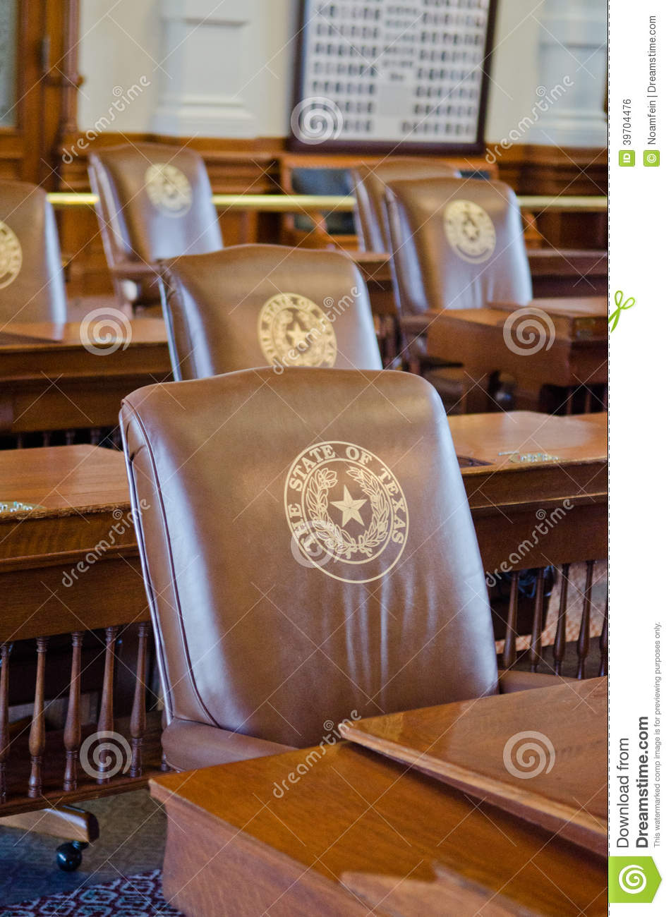 Texas capitol chairs stock photo image 39704476 for Texas leather interiors prices