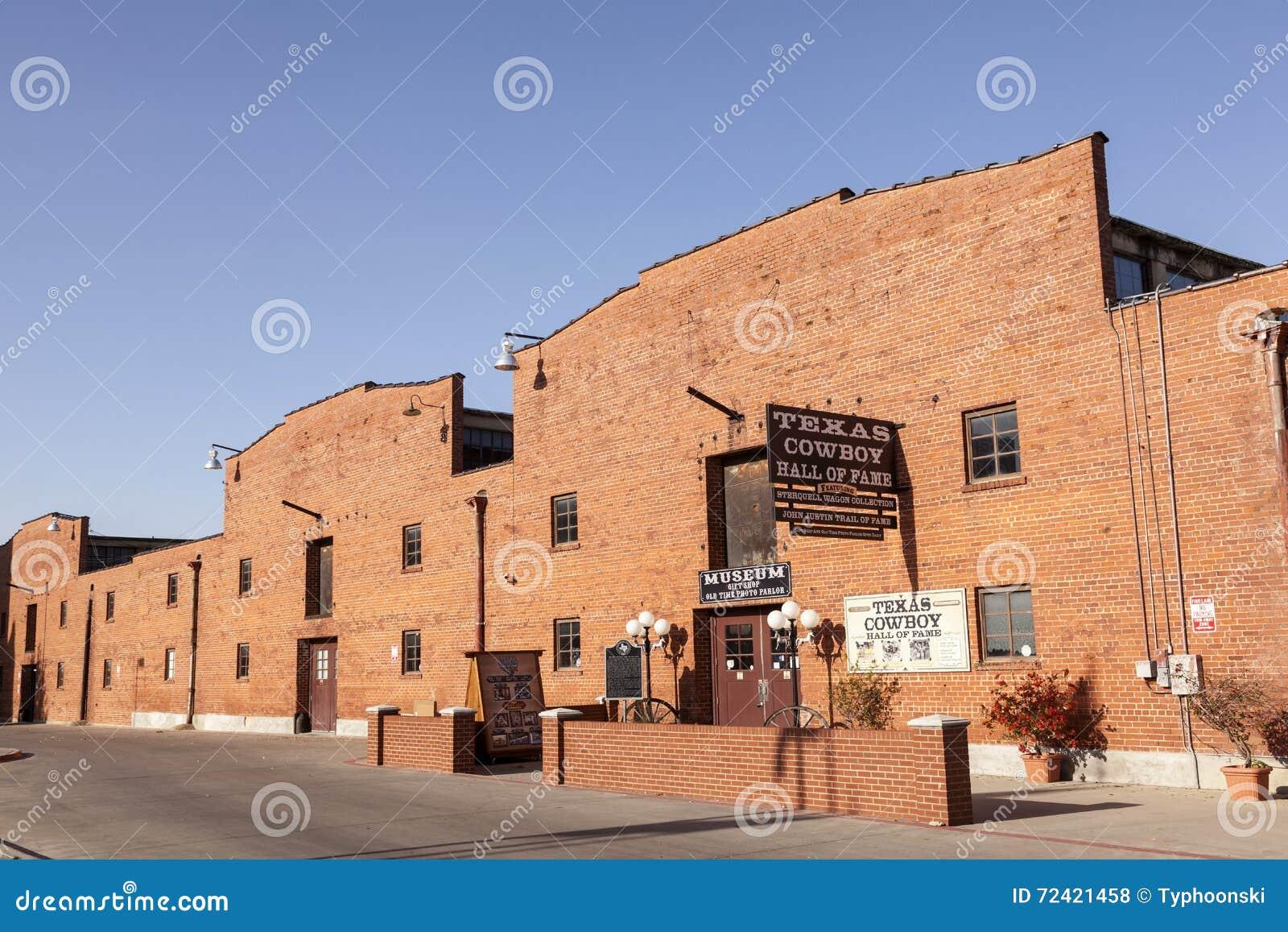 Texas Cowboy Hall van Bekendheid in Fort Worth, de V.S.