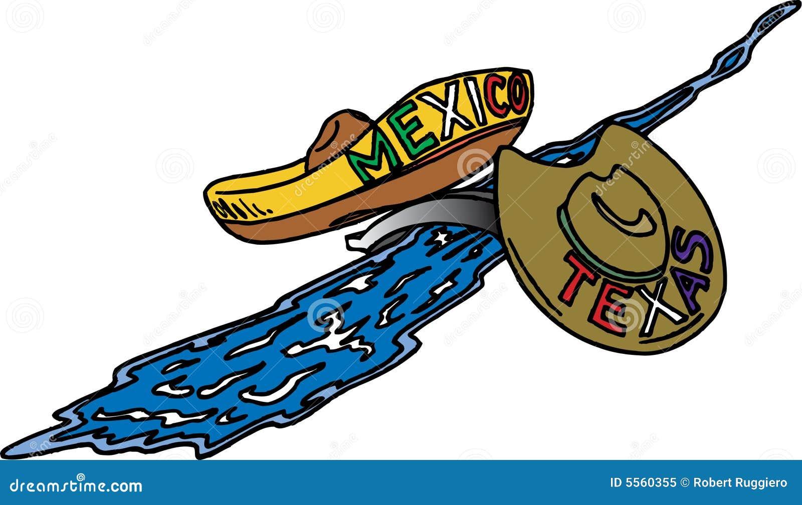 Texas en Mexico