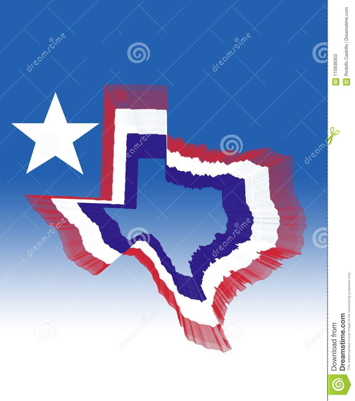 the texas flag and mapis the official symbol of the state of the lonely star named for the only star of the red white and blue flag