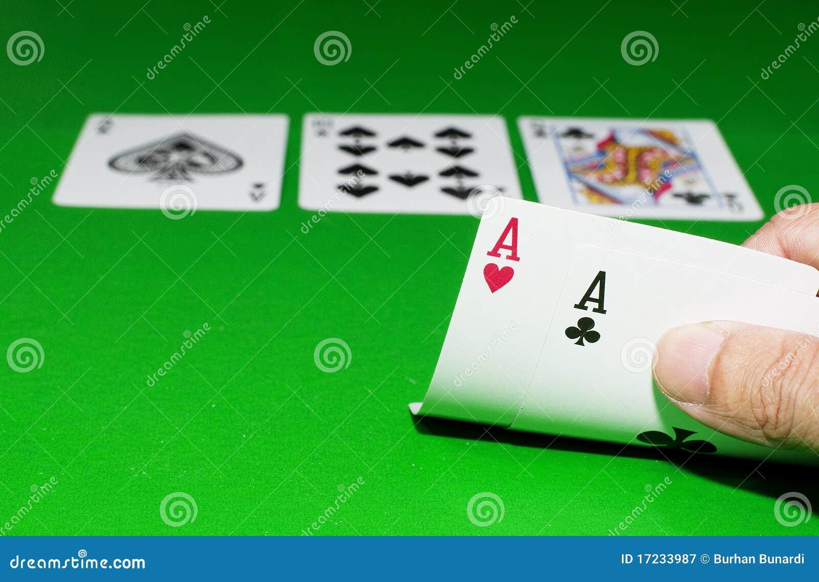 Poker texas holdem allegro