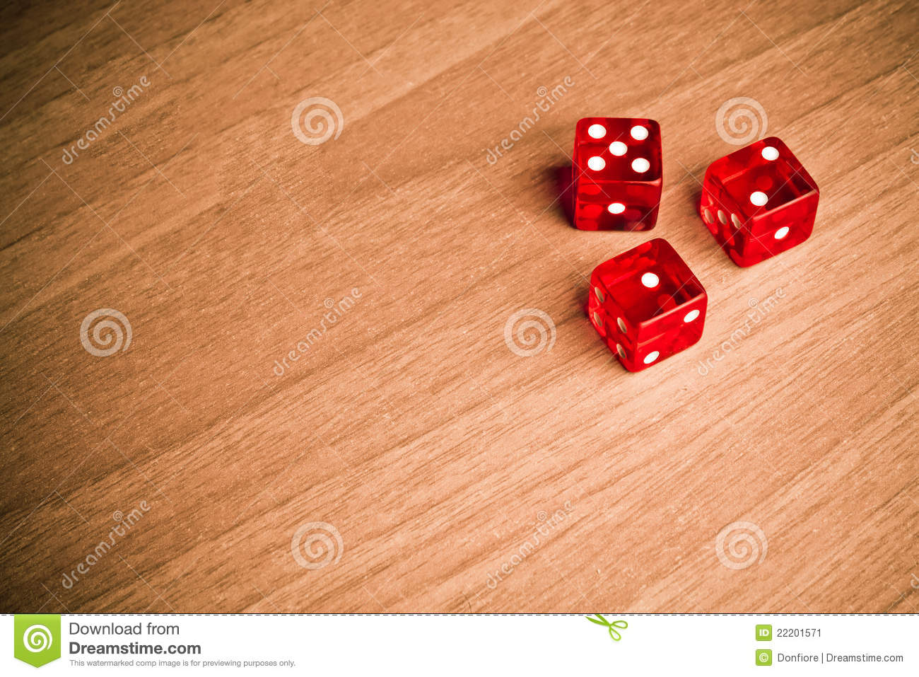 Odds of hitting numbers in craps
