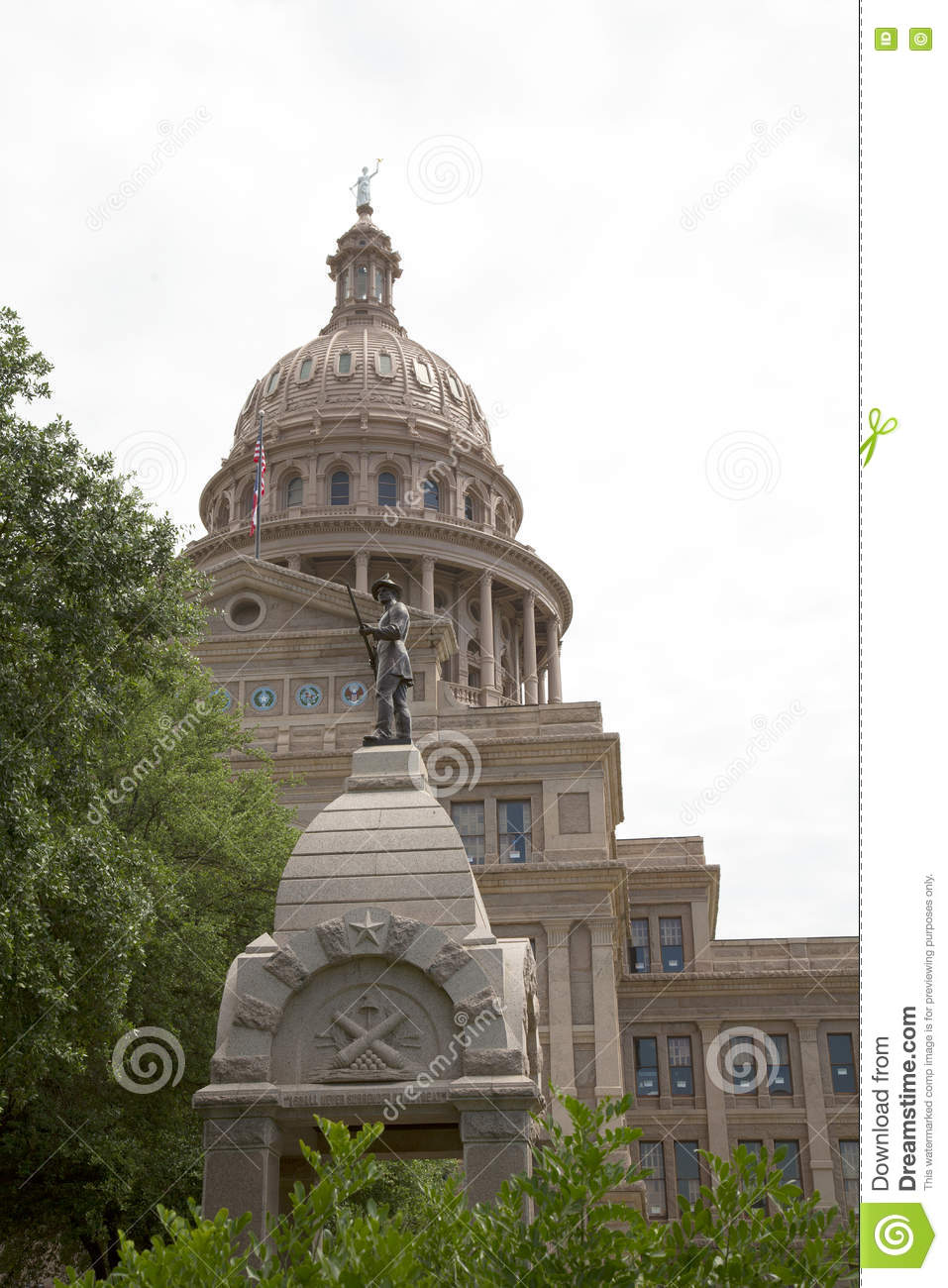 what is the capital city of texas