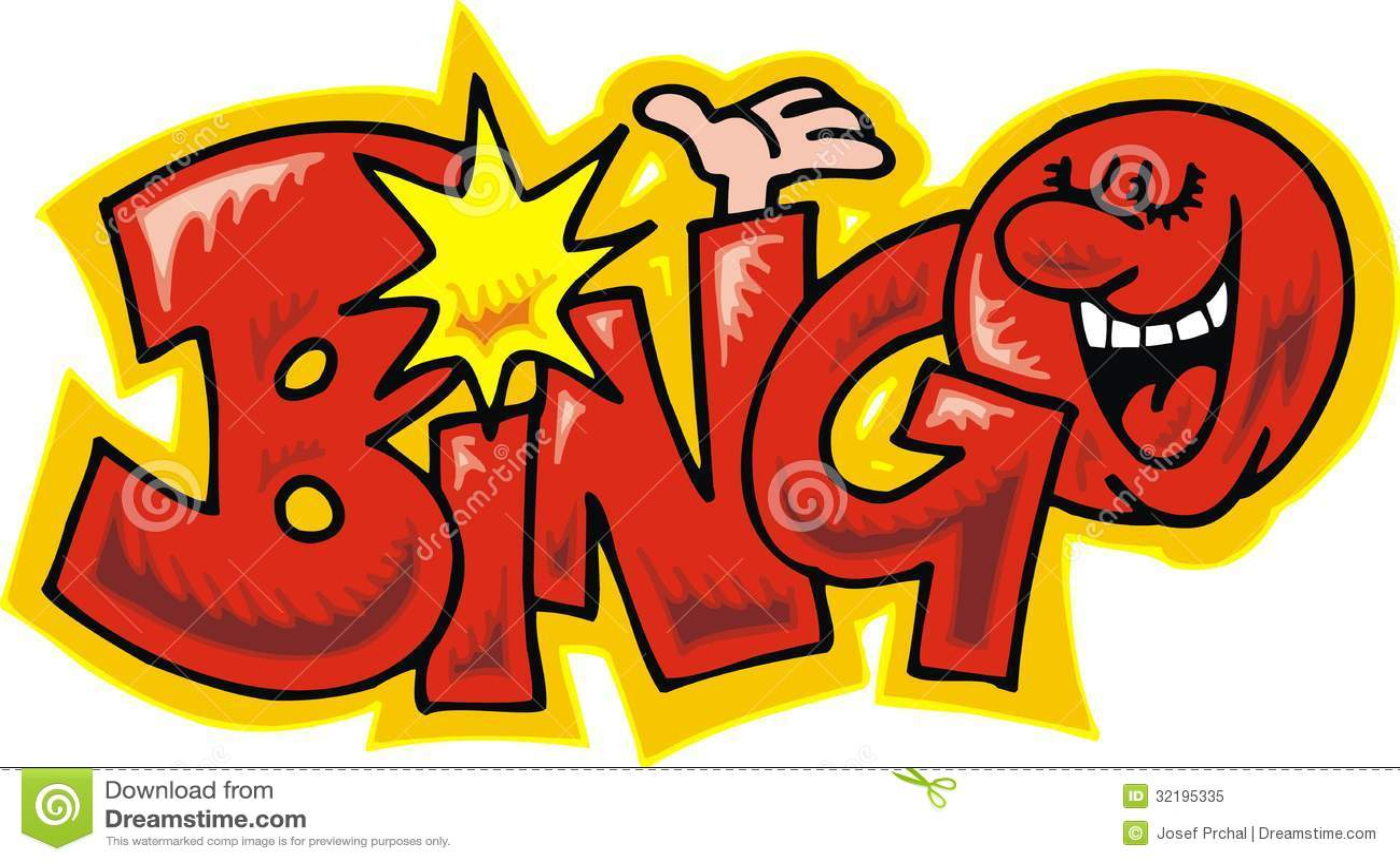 aliante bingo comics bingo clip arts
