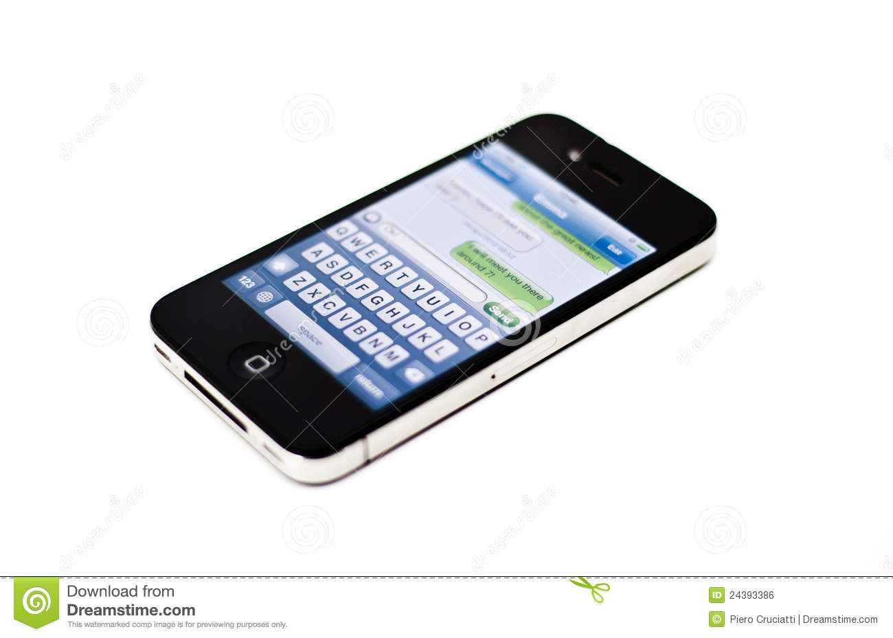 How to download texts from cell phone