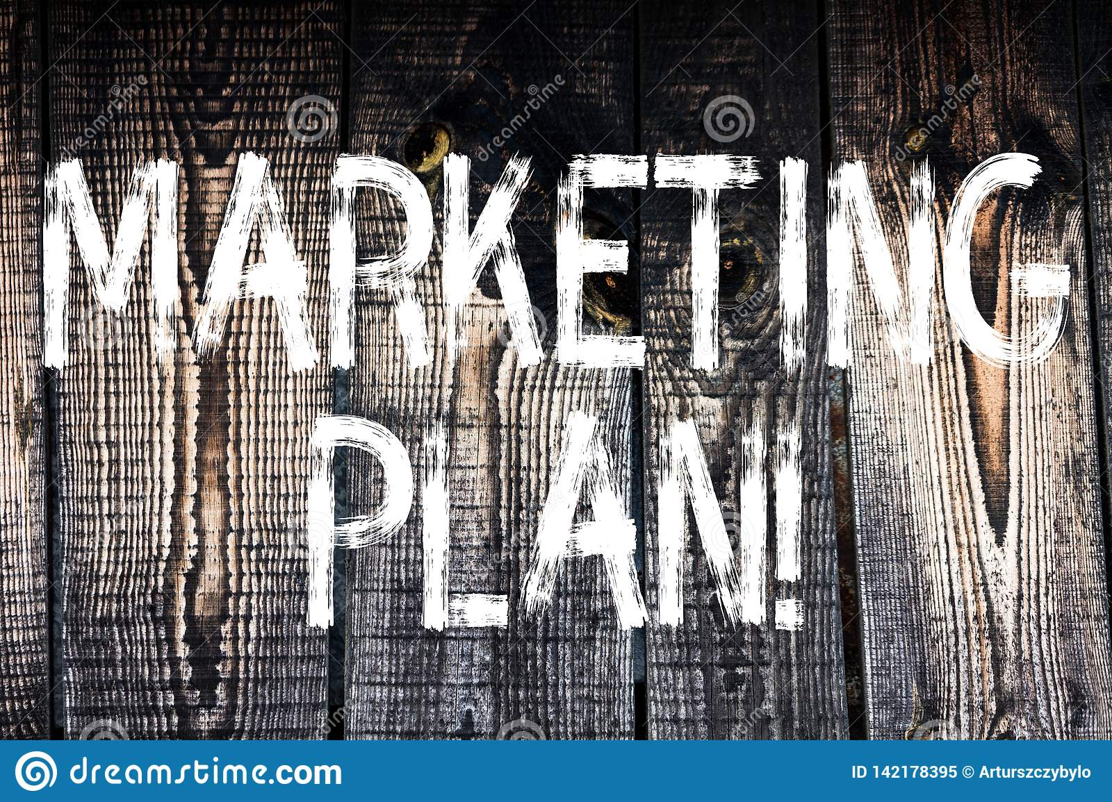 Text sign showing Marketing Plan. Conceptual photo Business Advertising Strategies Market Successful Ideas Wooden