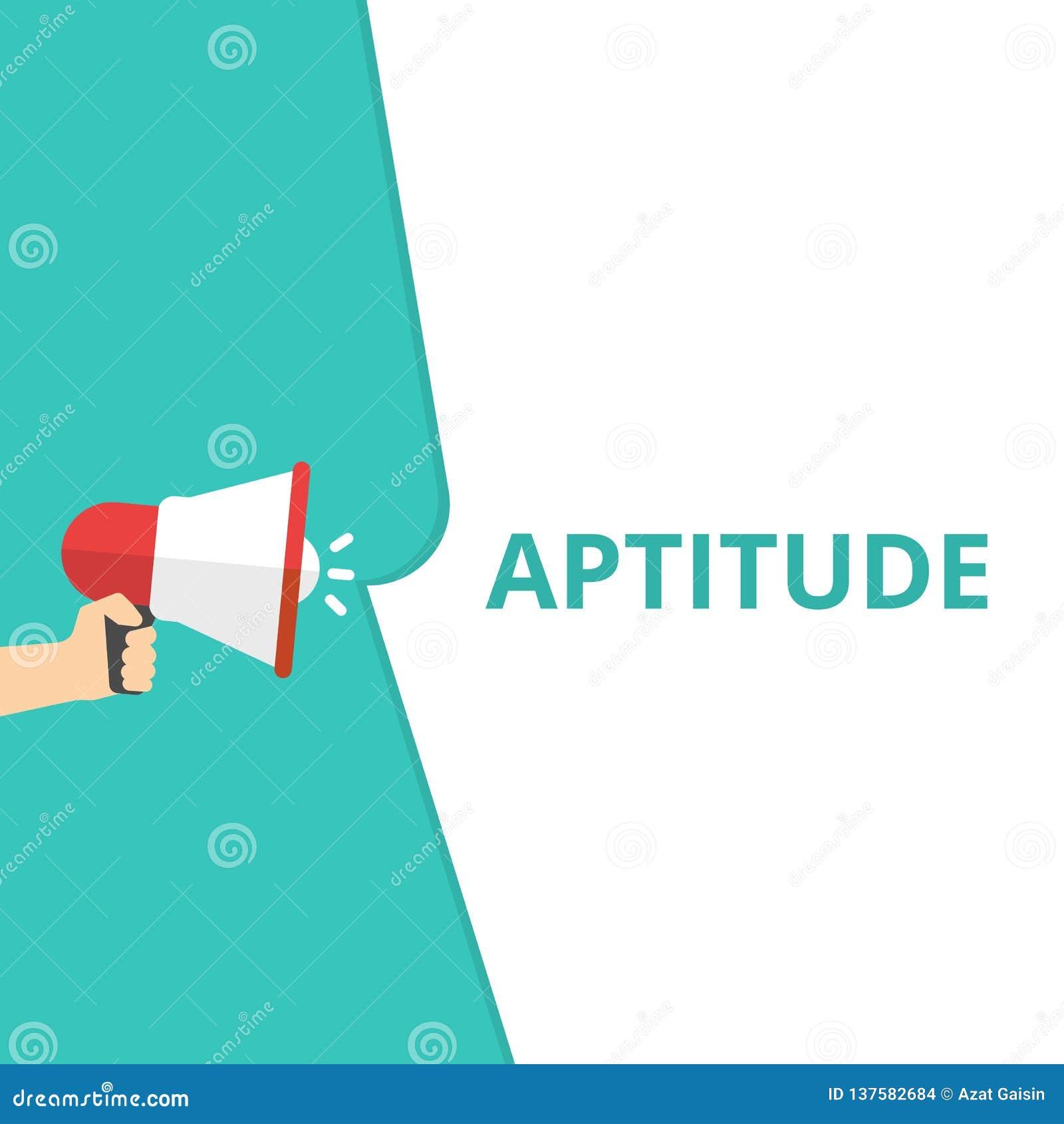 Aptitude Stock Illustrations – 491 Aptitude Stock ...