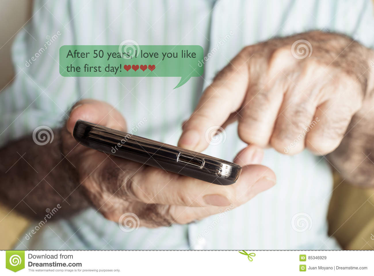 Love after 50 years