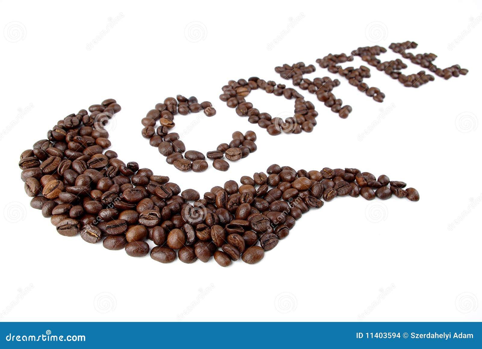 Texte de café