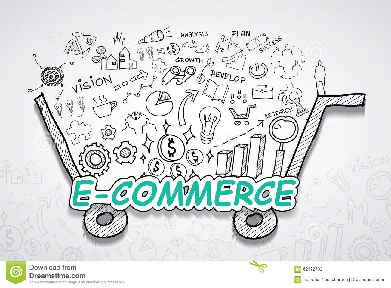 Texte de commerce lectronique avec l 39 id e cr ative de for Idee de commerce rentable