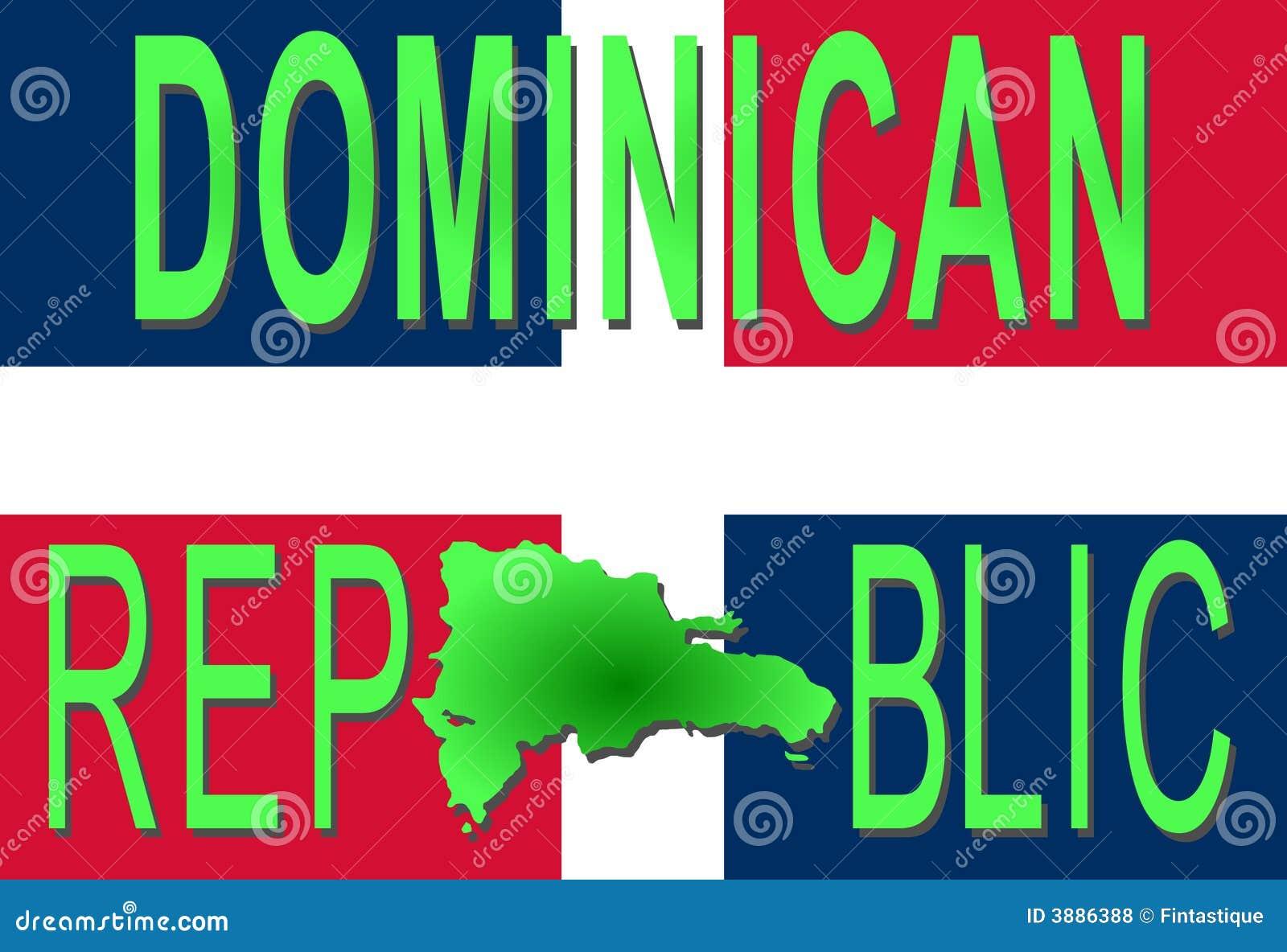 Texte de la république dominicaine