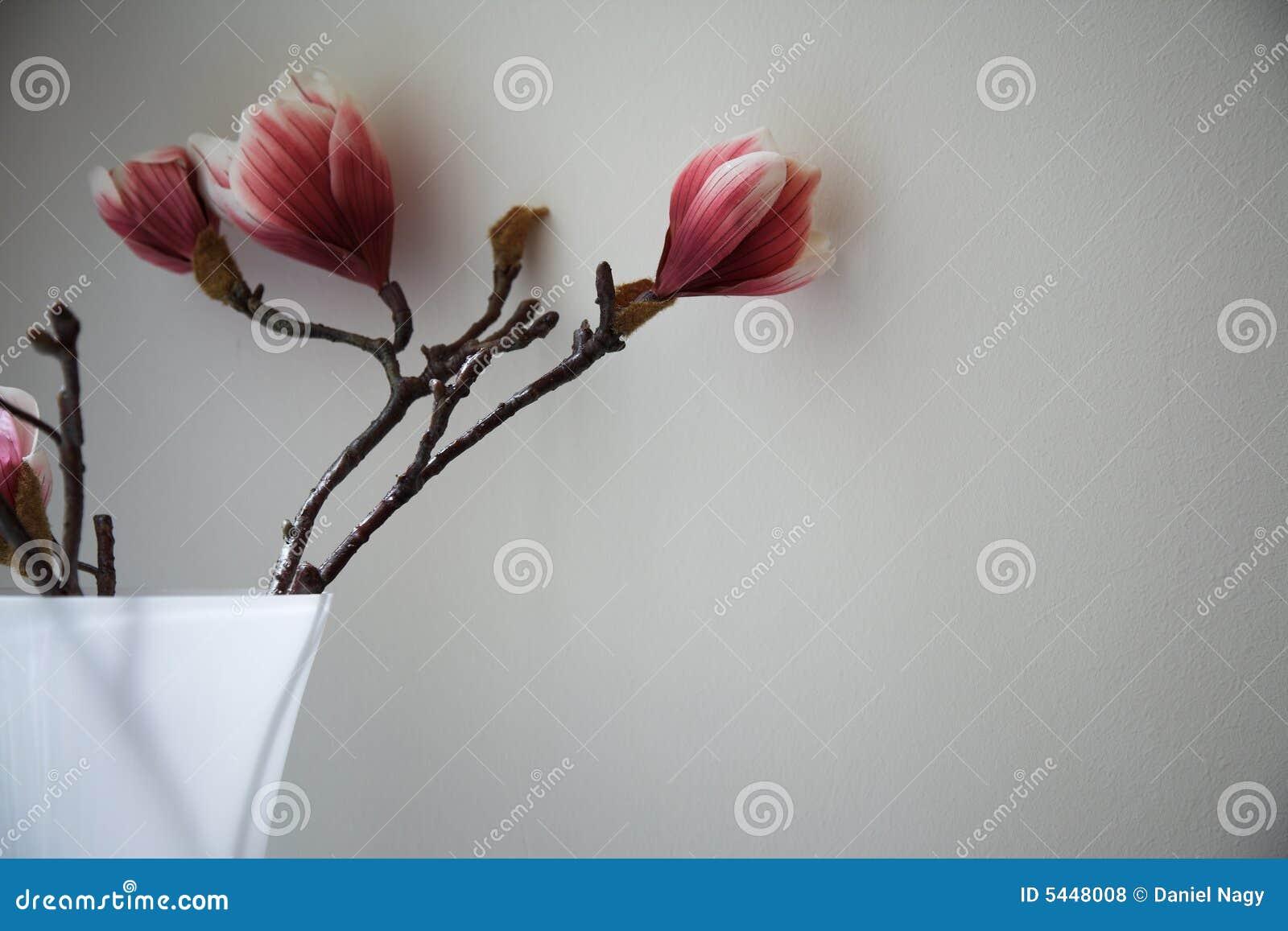 Textiel bloem