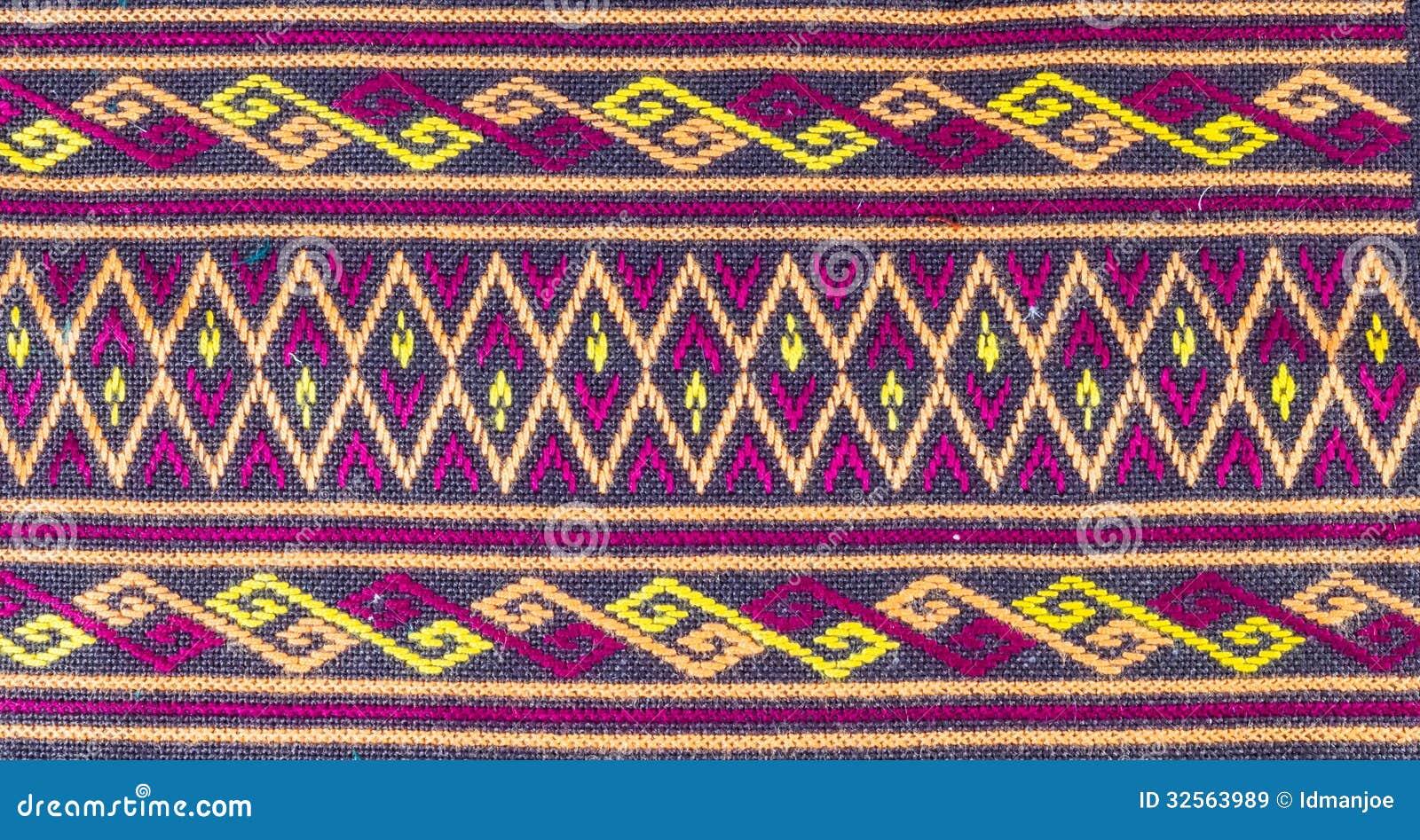 Textile de tribu
