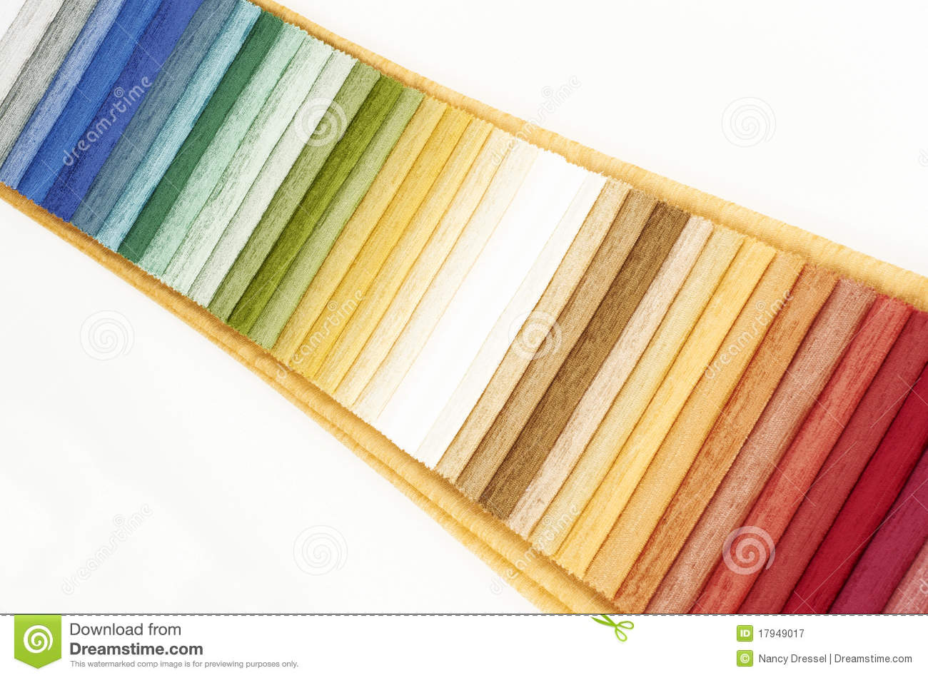 Textile Samples All Colours Royalty Free Stock Photography - Image ...