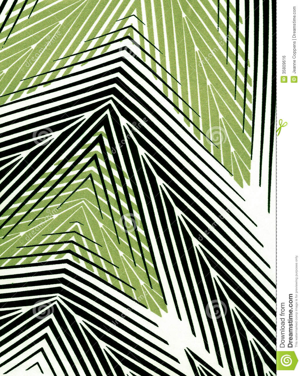 Textile Striped Wallpaper Stock Photo Image Of Op Abstract