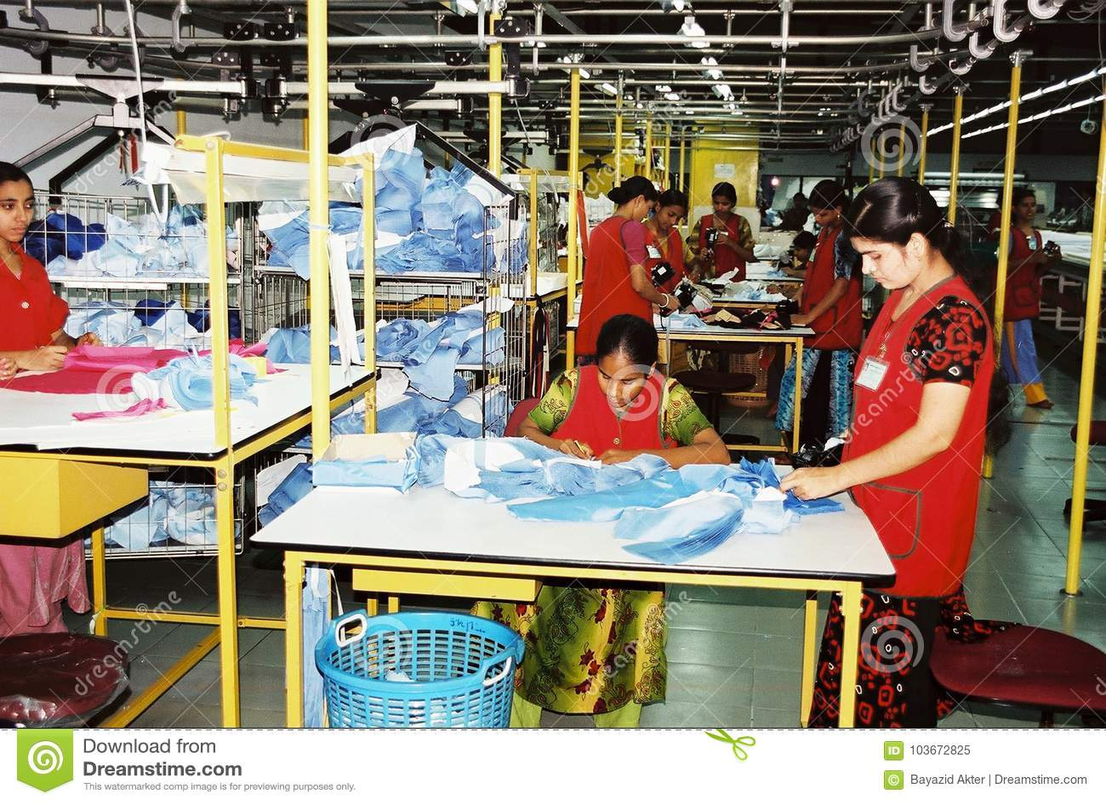 Textilindustrie in Bangladesch