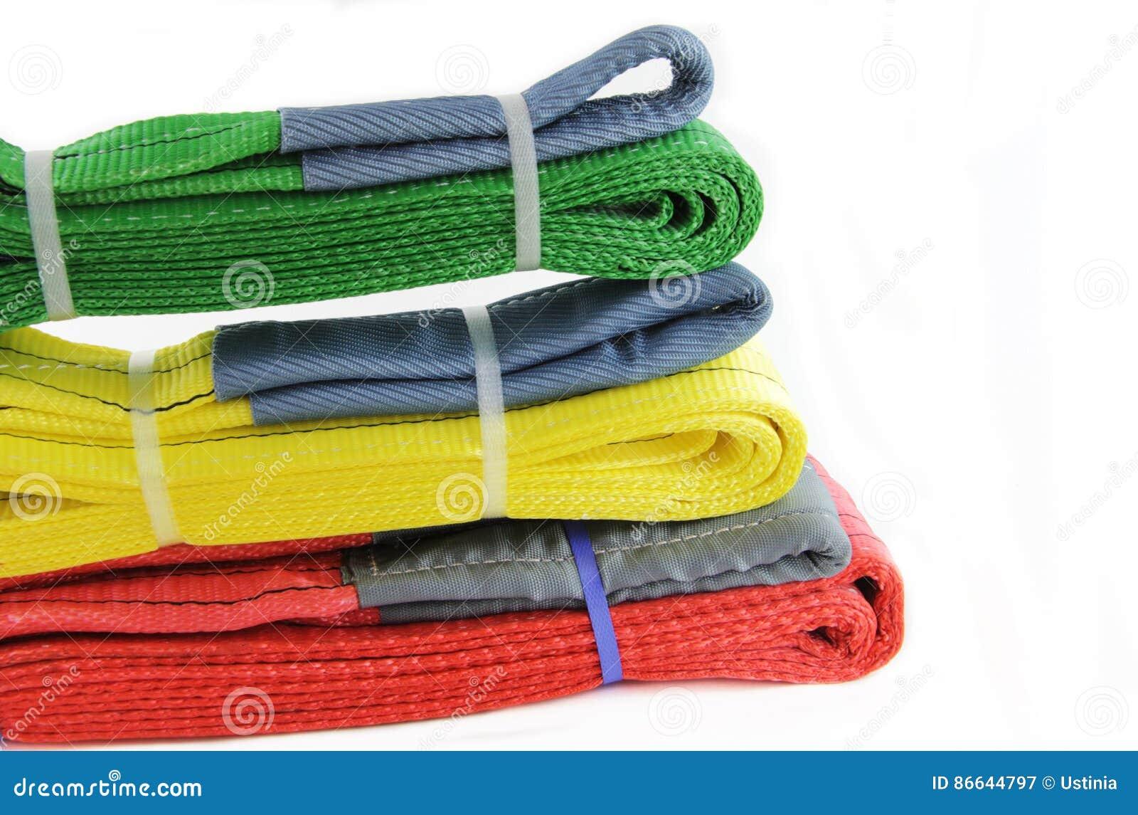 Textilsadelgjordsvävrem