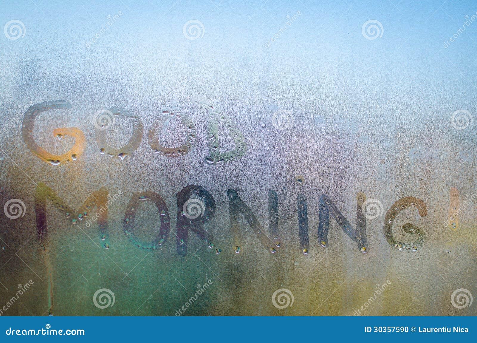 Texto de la buena mañana